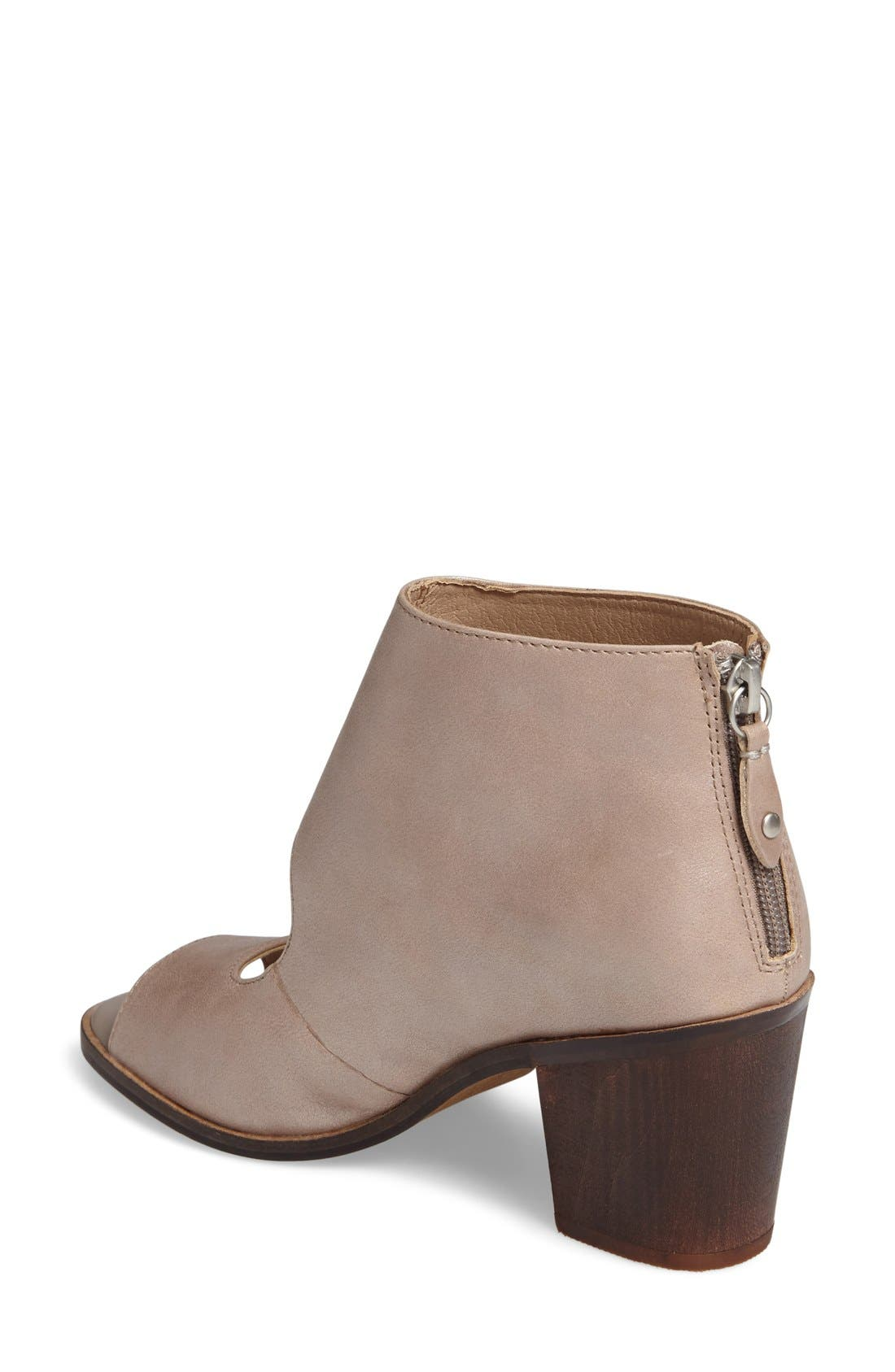 Alternate Image 2  - Kelsi Dagger Brooklyn Kade Cutout Bootie (Women)