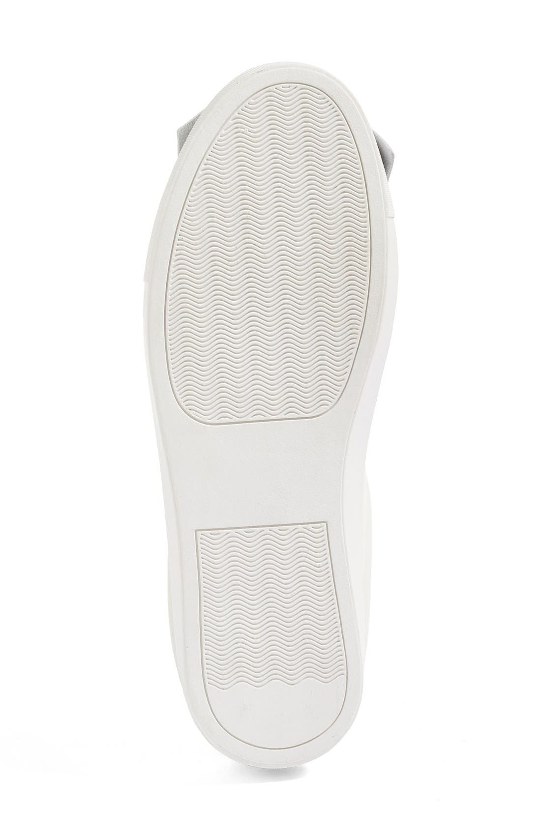 Alternate Image 4  - Halogen® Manny Knotted Slip-On Sneaker (Women)