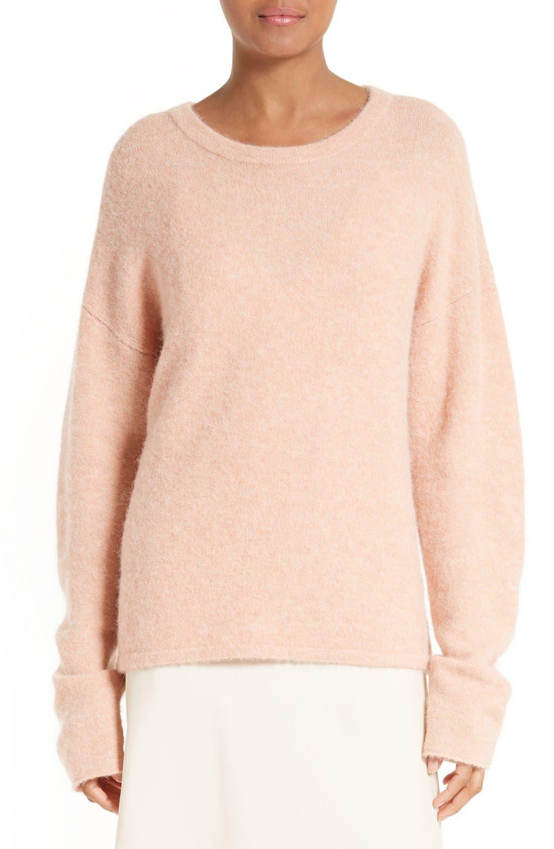 Alternate Image 1 Selected - FRAME Boxy Boyfriend Sweater