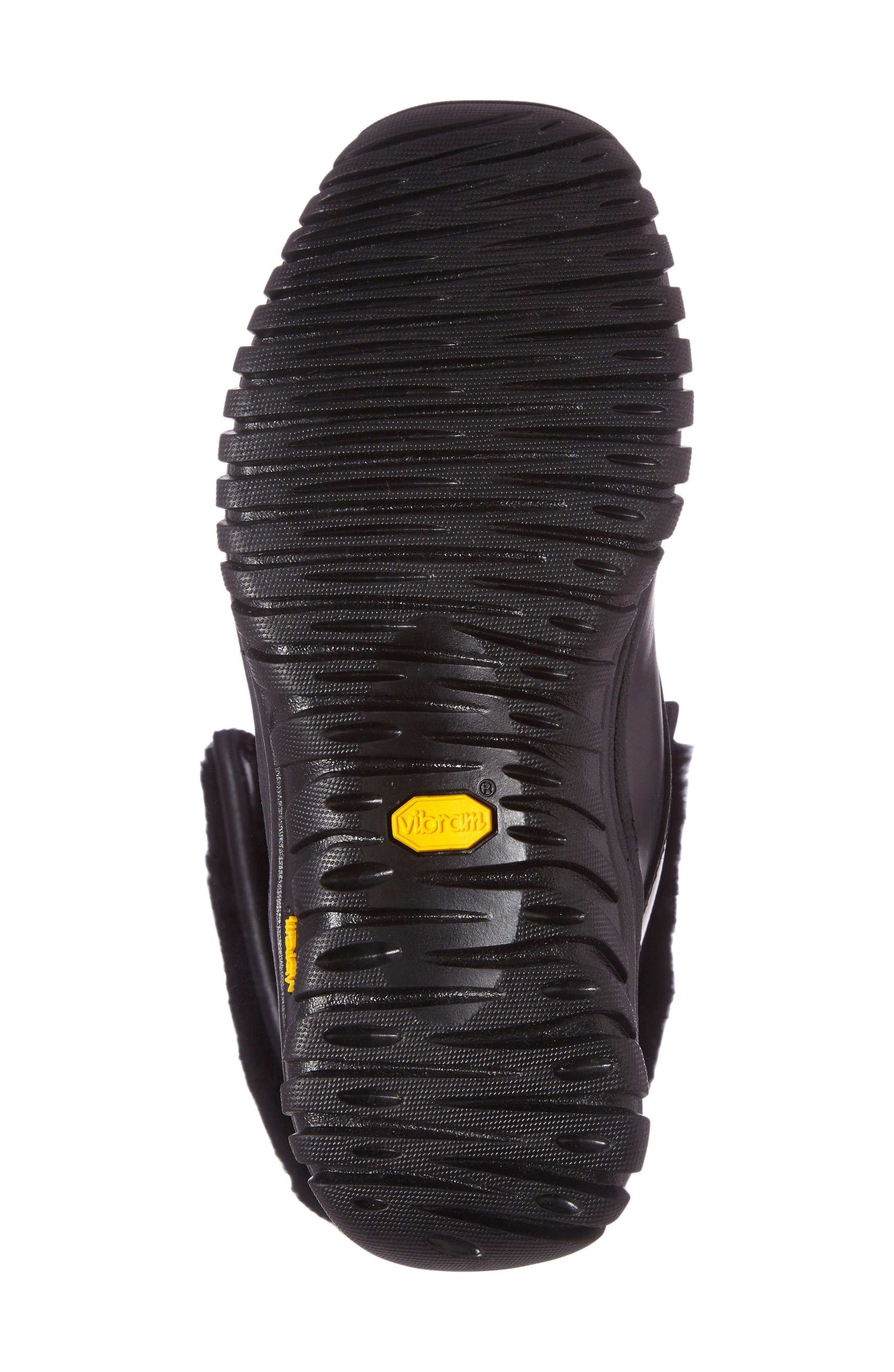 Alternate Image 4  - UGG® Adirondack Tall Exotic Velvet Waterproof Winter Boot (Women)