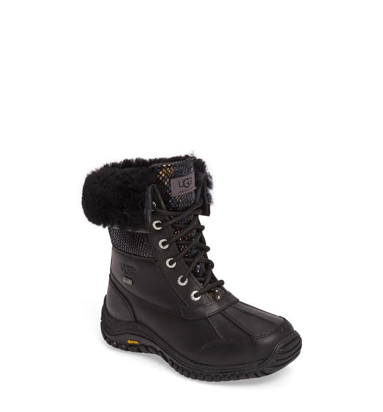 9500ce5da67 Ugg Adirondack Exotic Boot