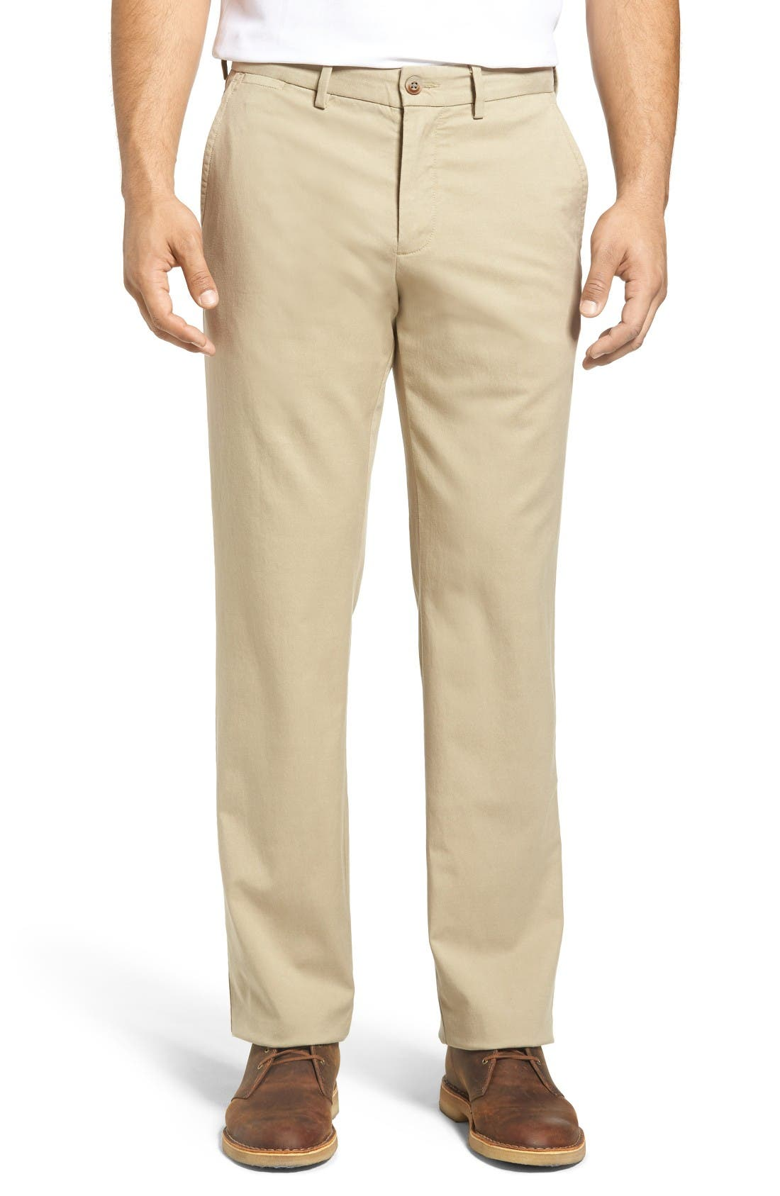 Tommy Bahama Offshore Flat Front Pants (Big & Tall)