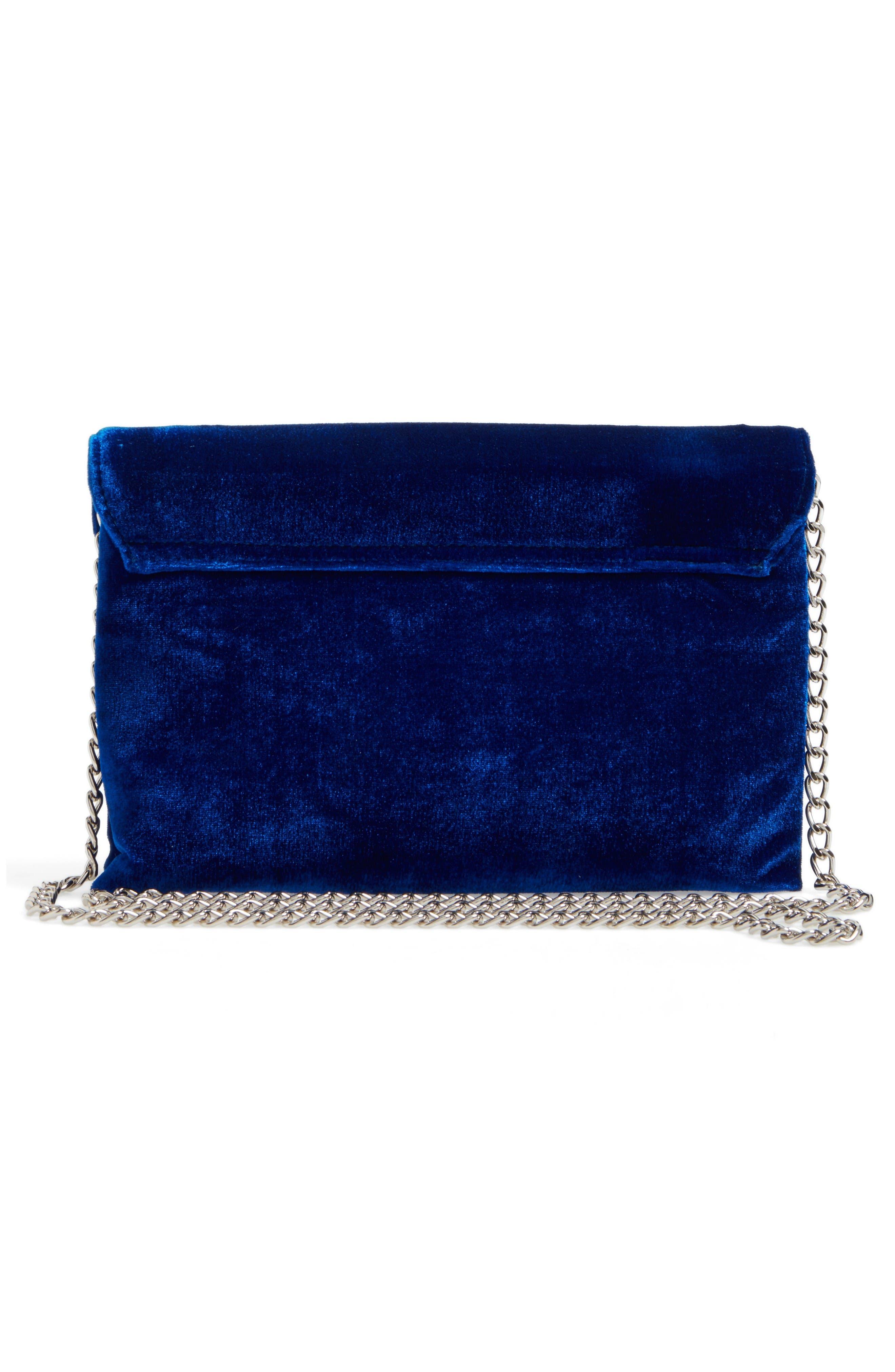 Alternate Image 3  - BP. Jeweled Flap Clutch