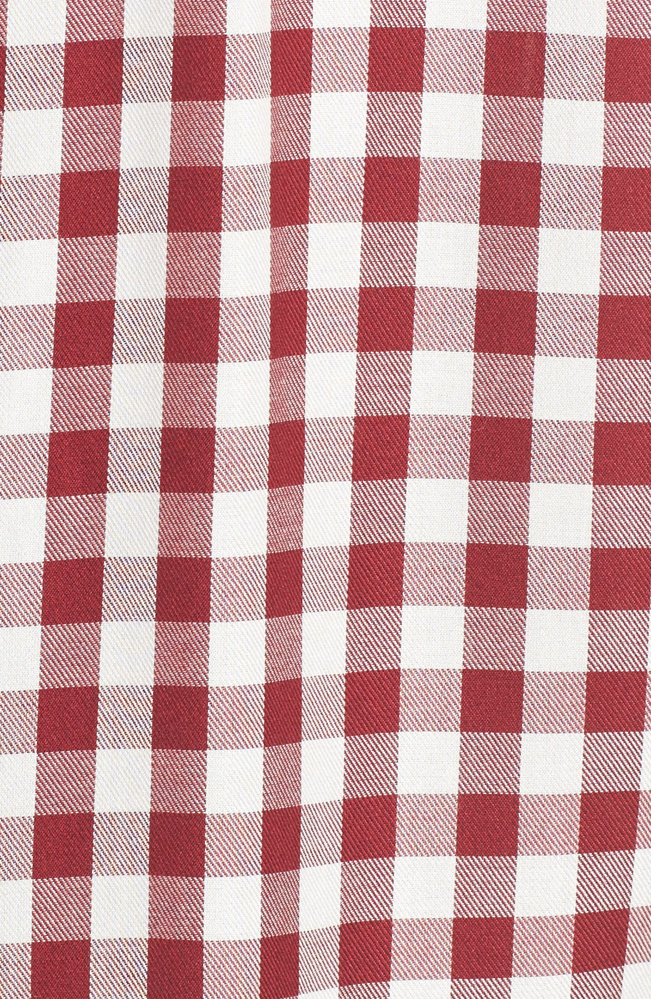 Alternate Image 6  - Madewell Plaid Courier Shirt