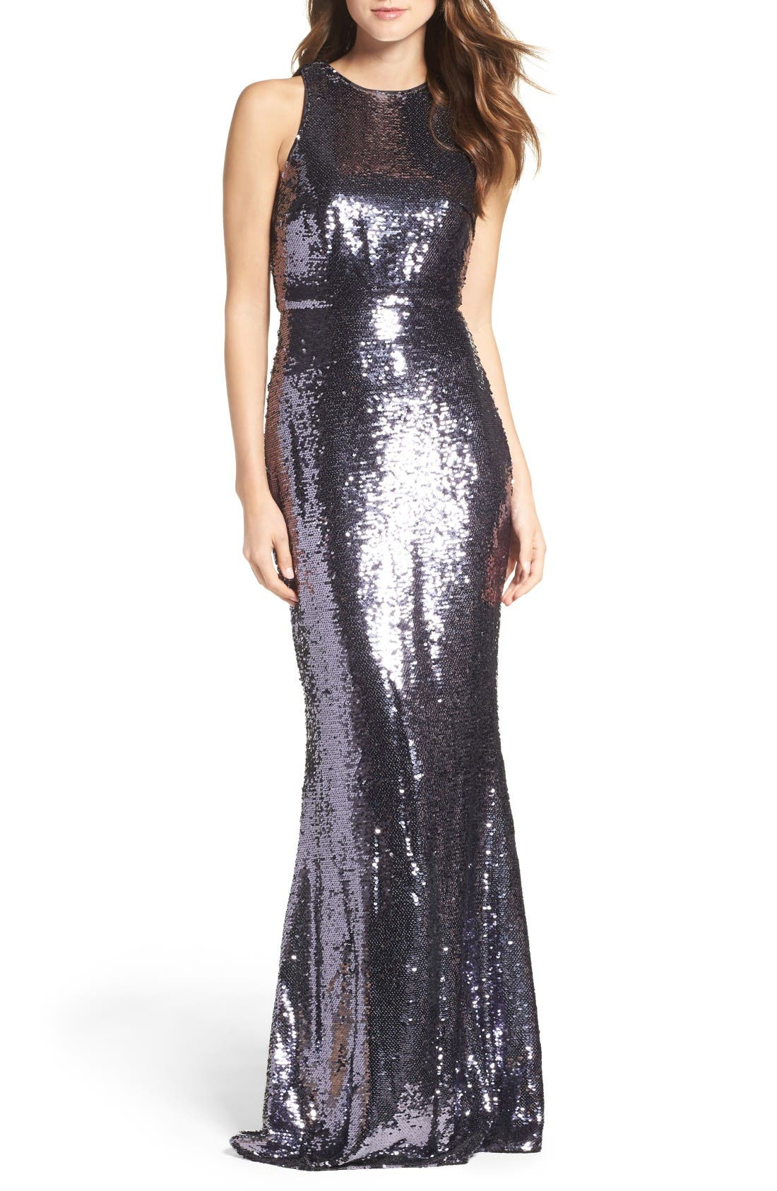 Lulus Sequin Mermaid Gown