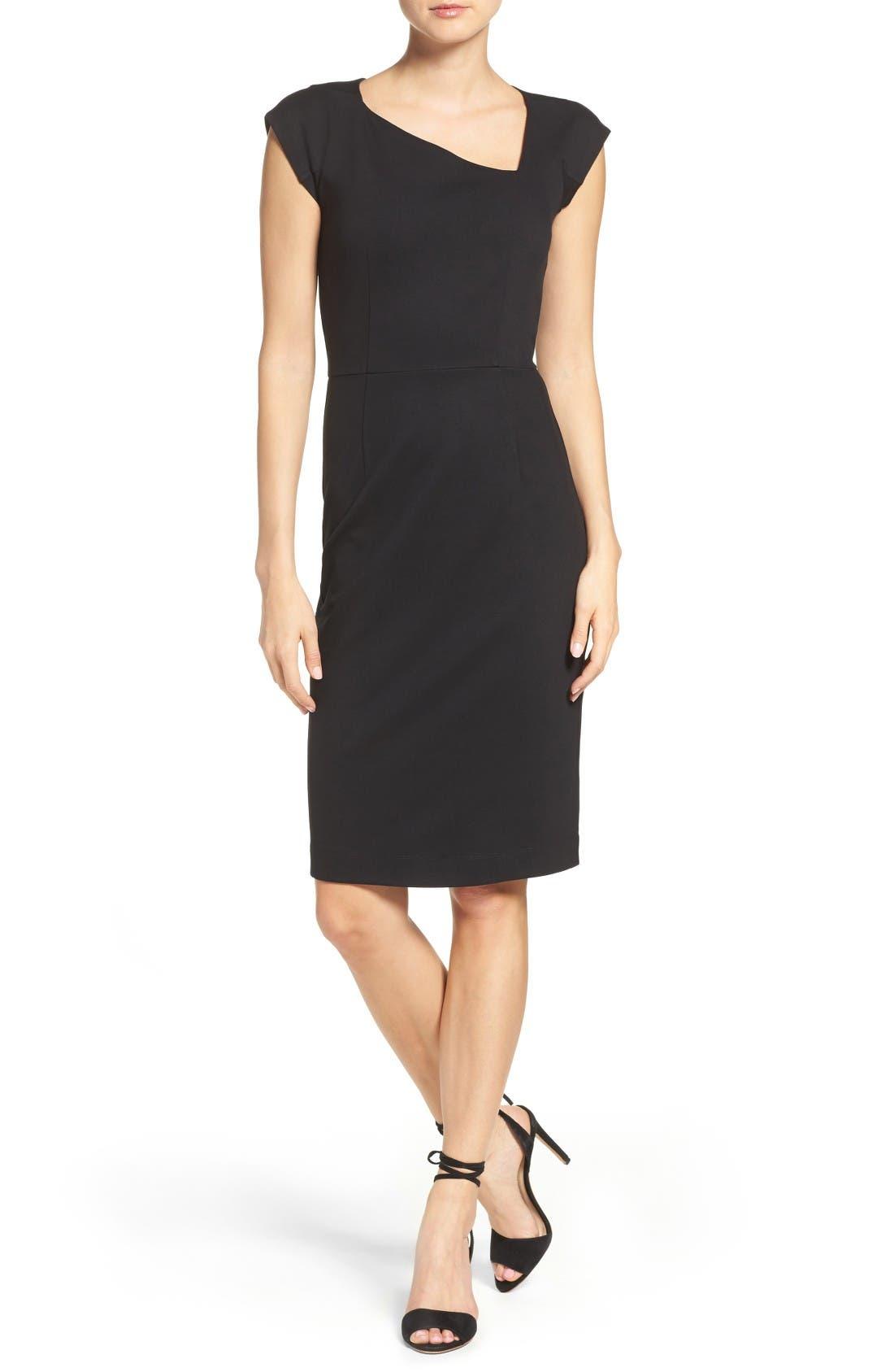 Main Image - French Connection Lula Sheath Dress