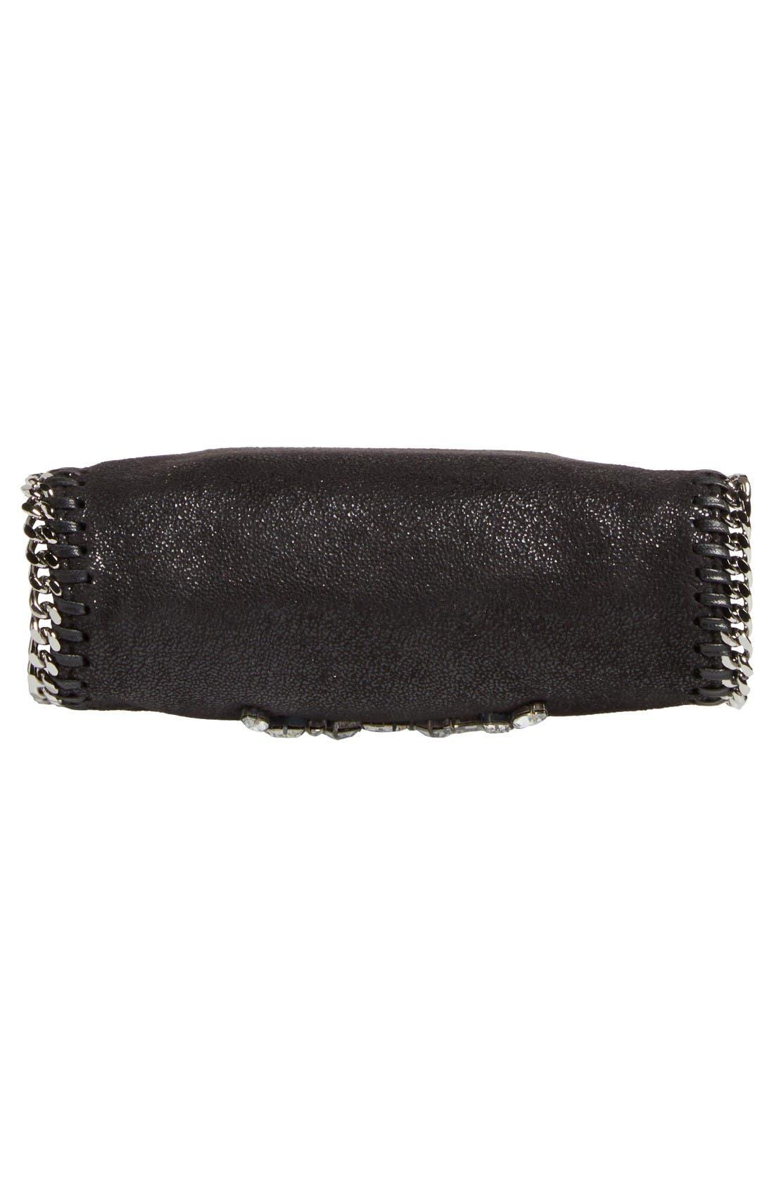 Alternate Image 6  - Stella McCartney Tiny Falabella Faux Leather Crossbody Bag