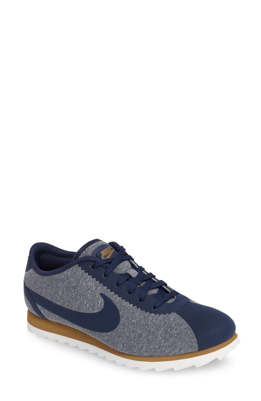 Alternate Image 1 Selected - Nike Cortez Ultra SE Sneaker (Women)
