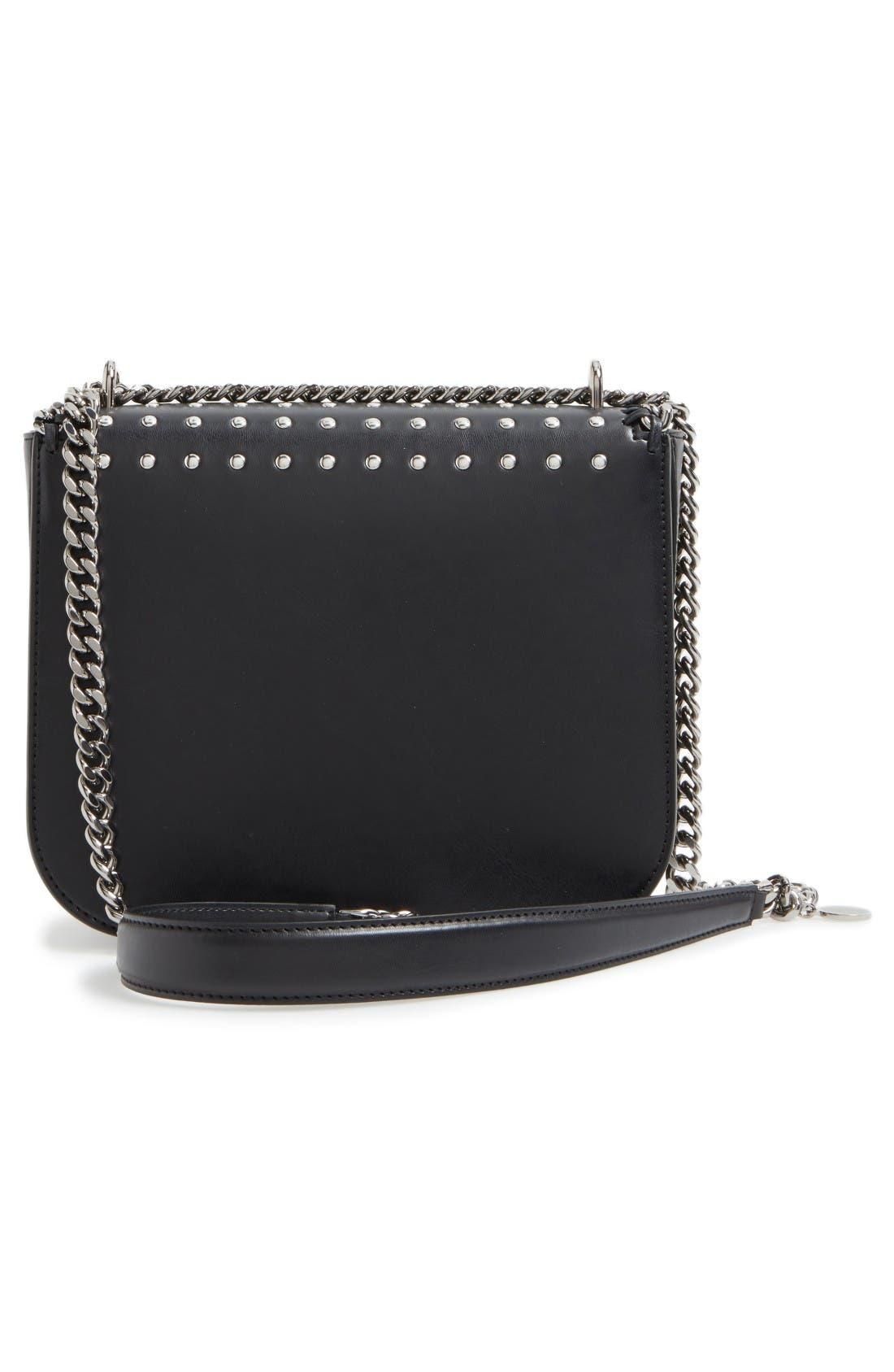Alternate Image 3  - Stella McCartney Fallabella Box Faux Leather Crossbody Bag