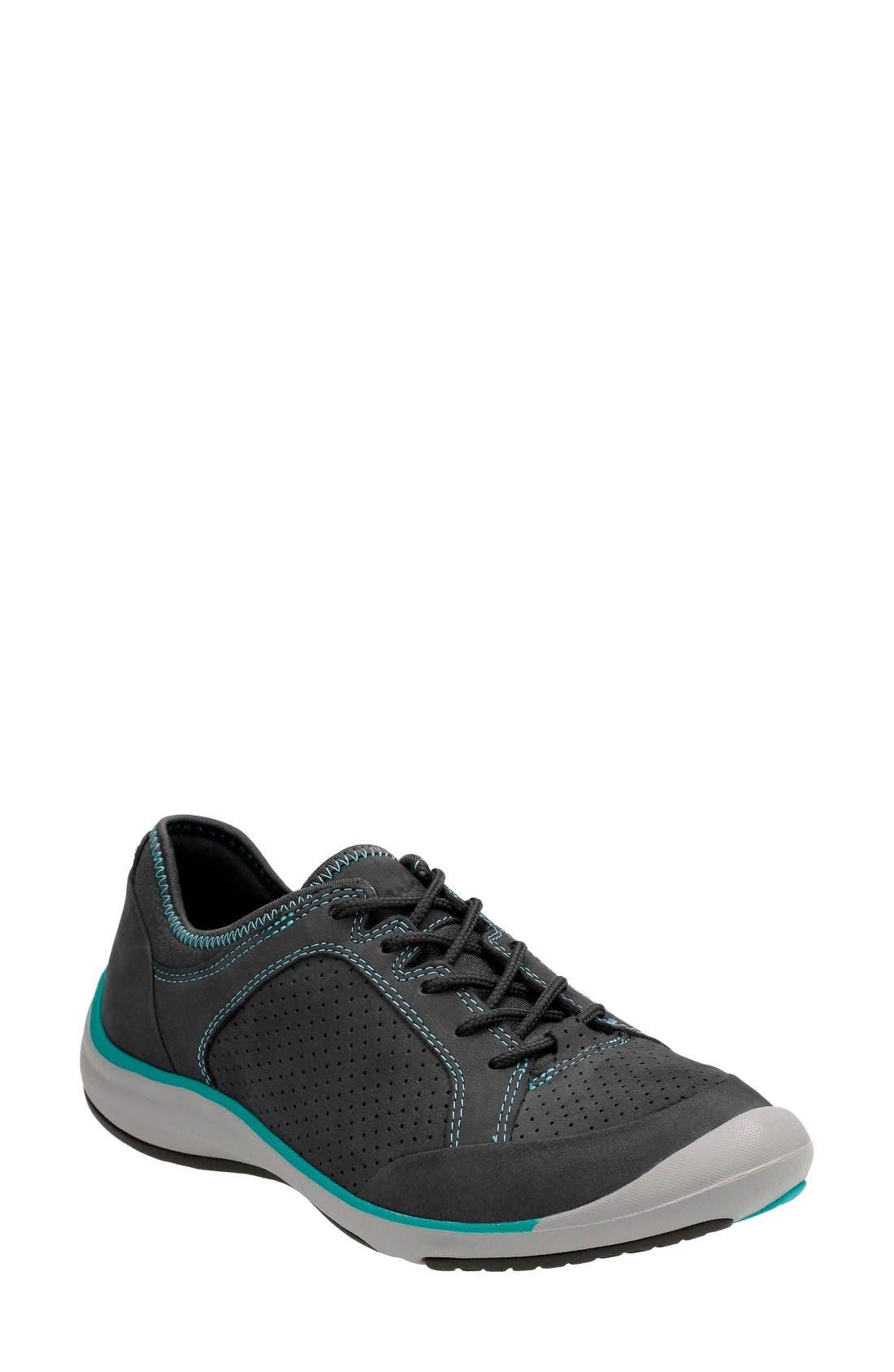 Clarks® Asney Sneaker (Women)