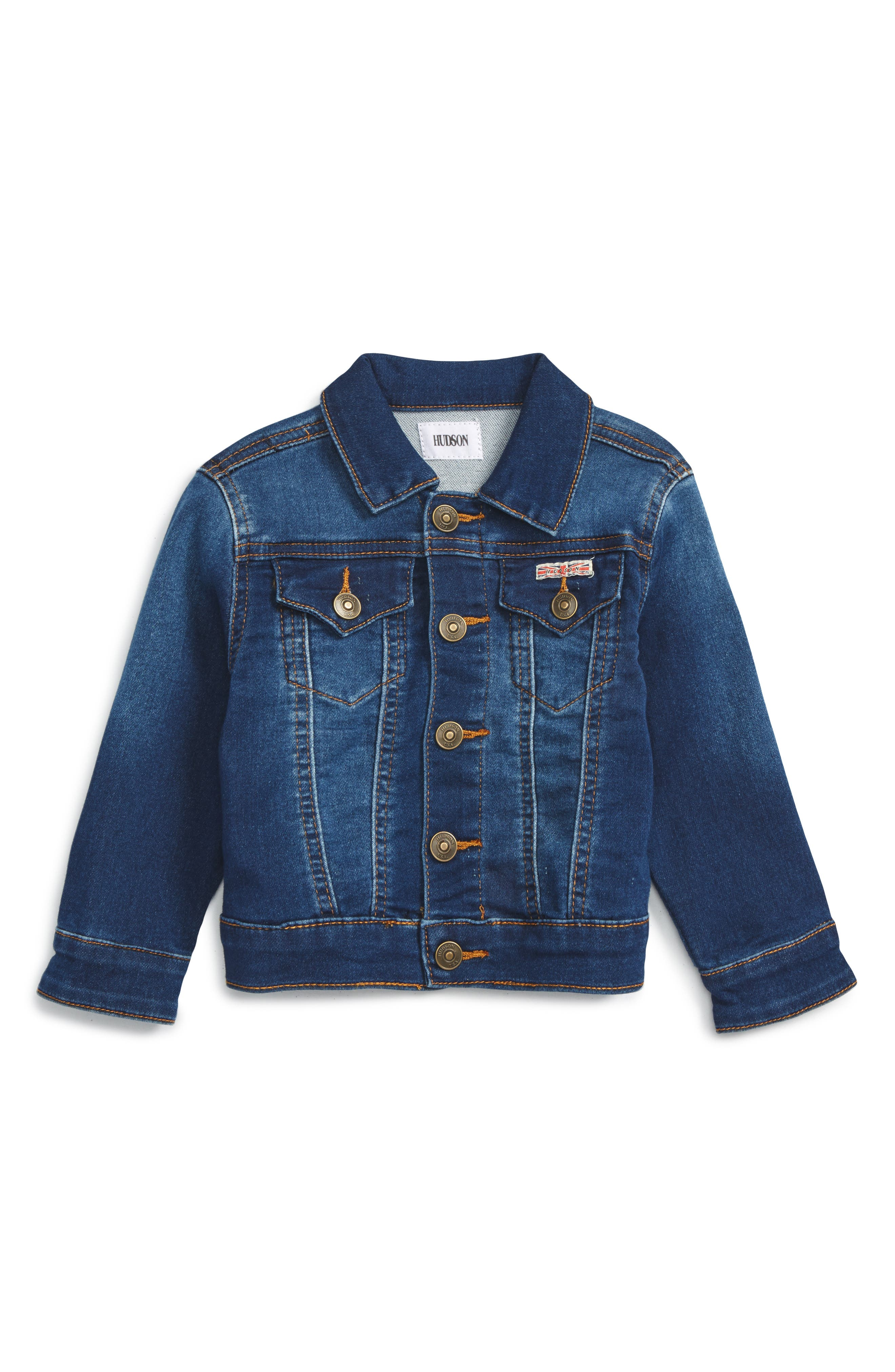 HUDSON KIDS French Terry Jacket