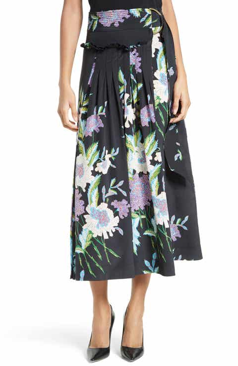 Silk Skirts: A-Line, Pencil, Maxi, Miniskirts & More | Nordstrom