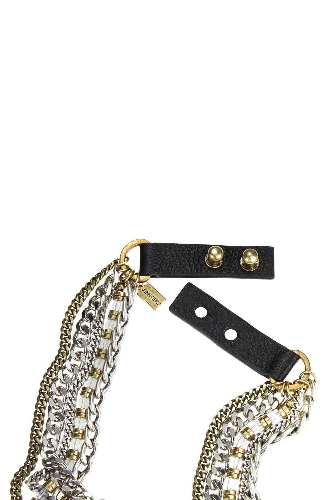 Alternate Image 3  - Jenny Bird Talitha Multistrand Collar Necklace