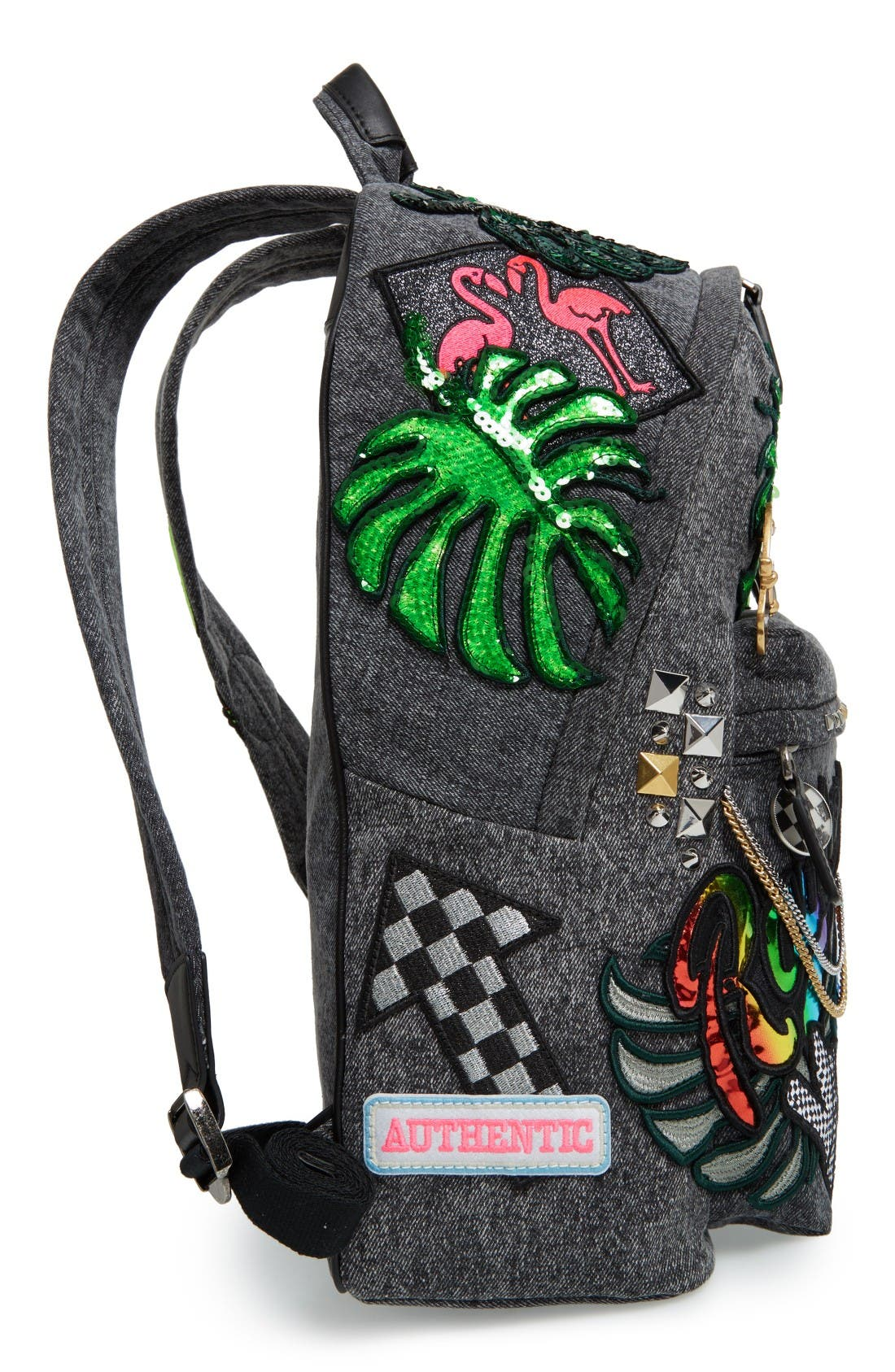 Alternate Image 4  - MARC JACOBS Paradise Biker Backpack