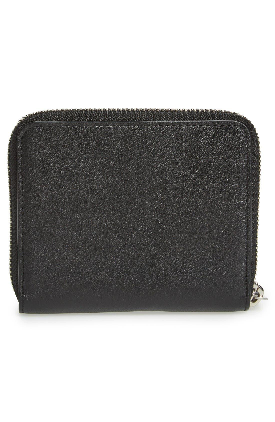 Alternate Image 4  - ALLSAINTS Junai Medium Wallet