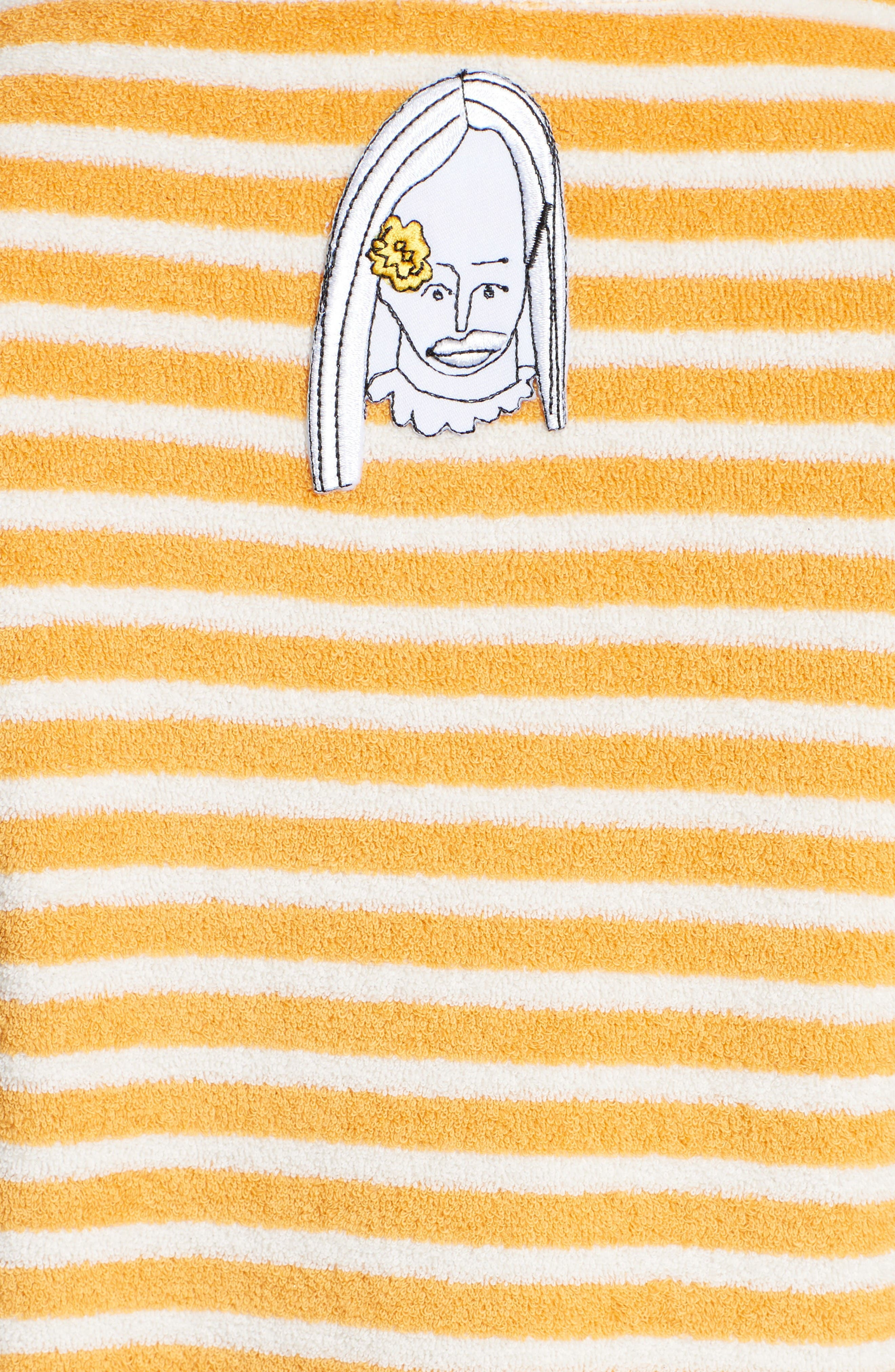 Alternate Image 3  - Shrimps George Cotton Terry Cloth Tee