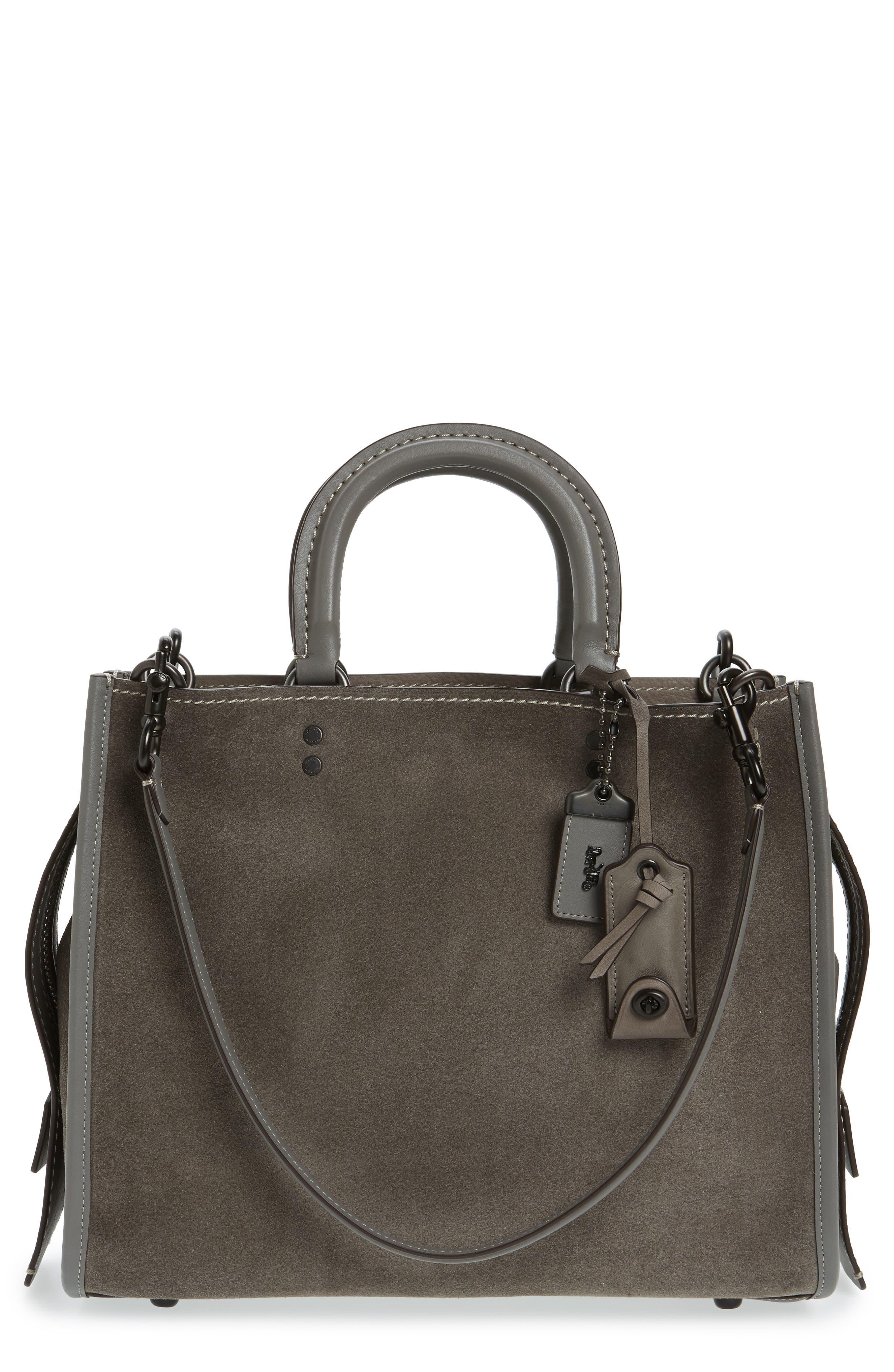 COACH 1941 'Rogue' Leather Satchel