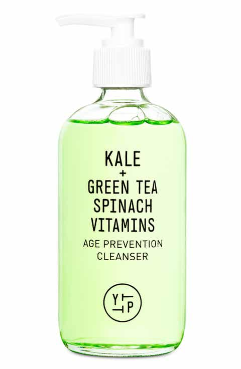 Youth to the People Kale   Green Tea Spinach Age Prevention Cleanser