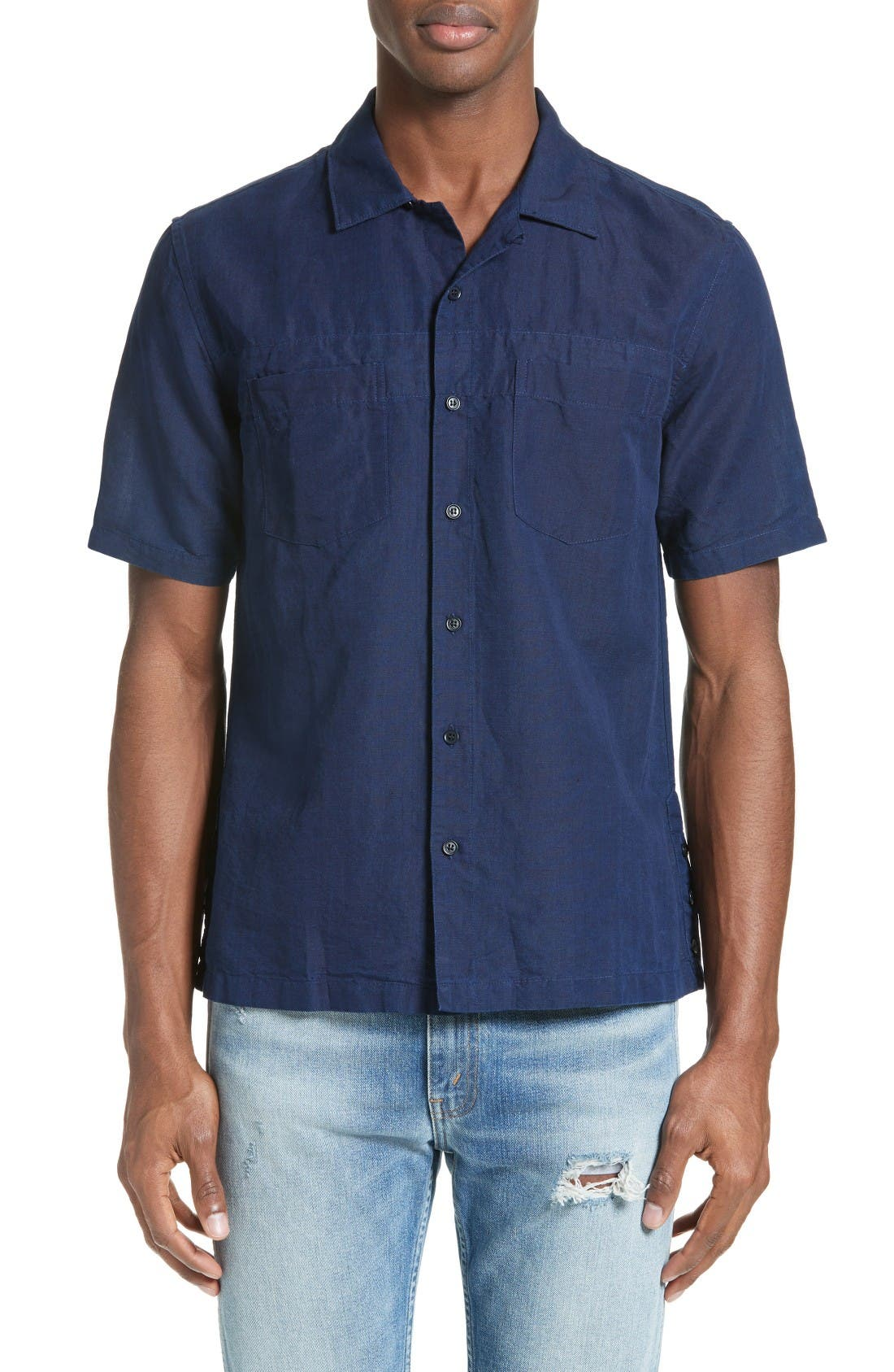 LEVI'S® MADE & CRAFTED™ Riviera Camp Shirt