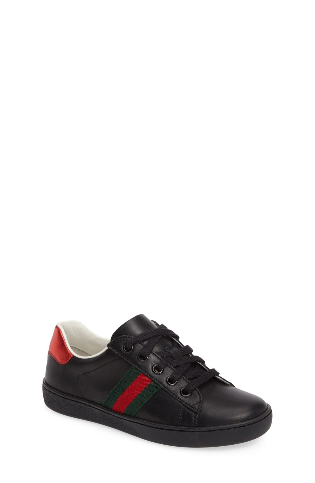Gucci 'Ace' Sneaker (Walker, Toddler & Little Kid)