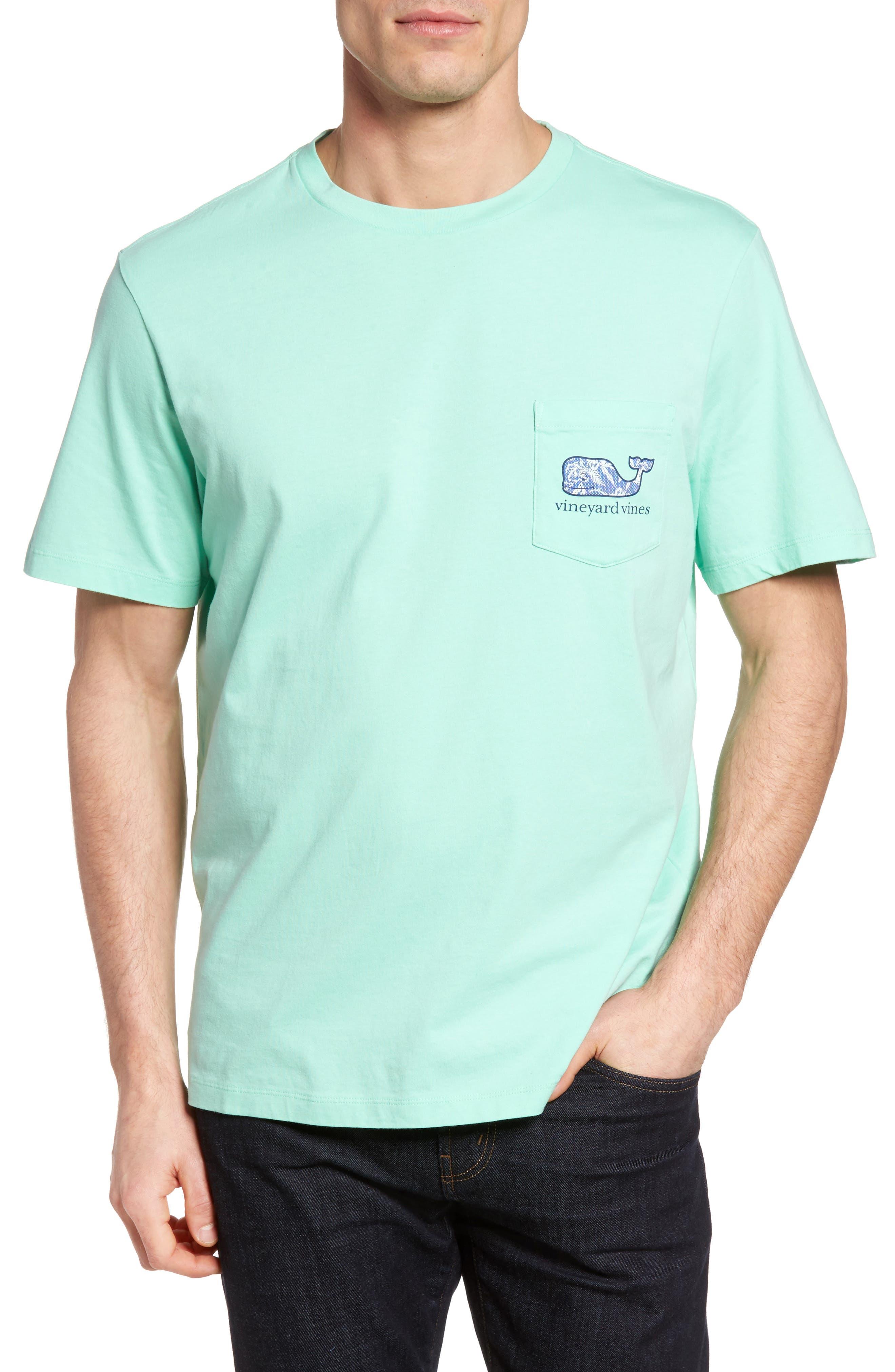 Alternate Image 2  - Vineyard Vines Aquatic Hibiscus T-Shirt