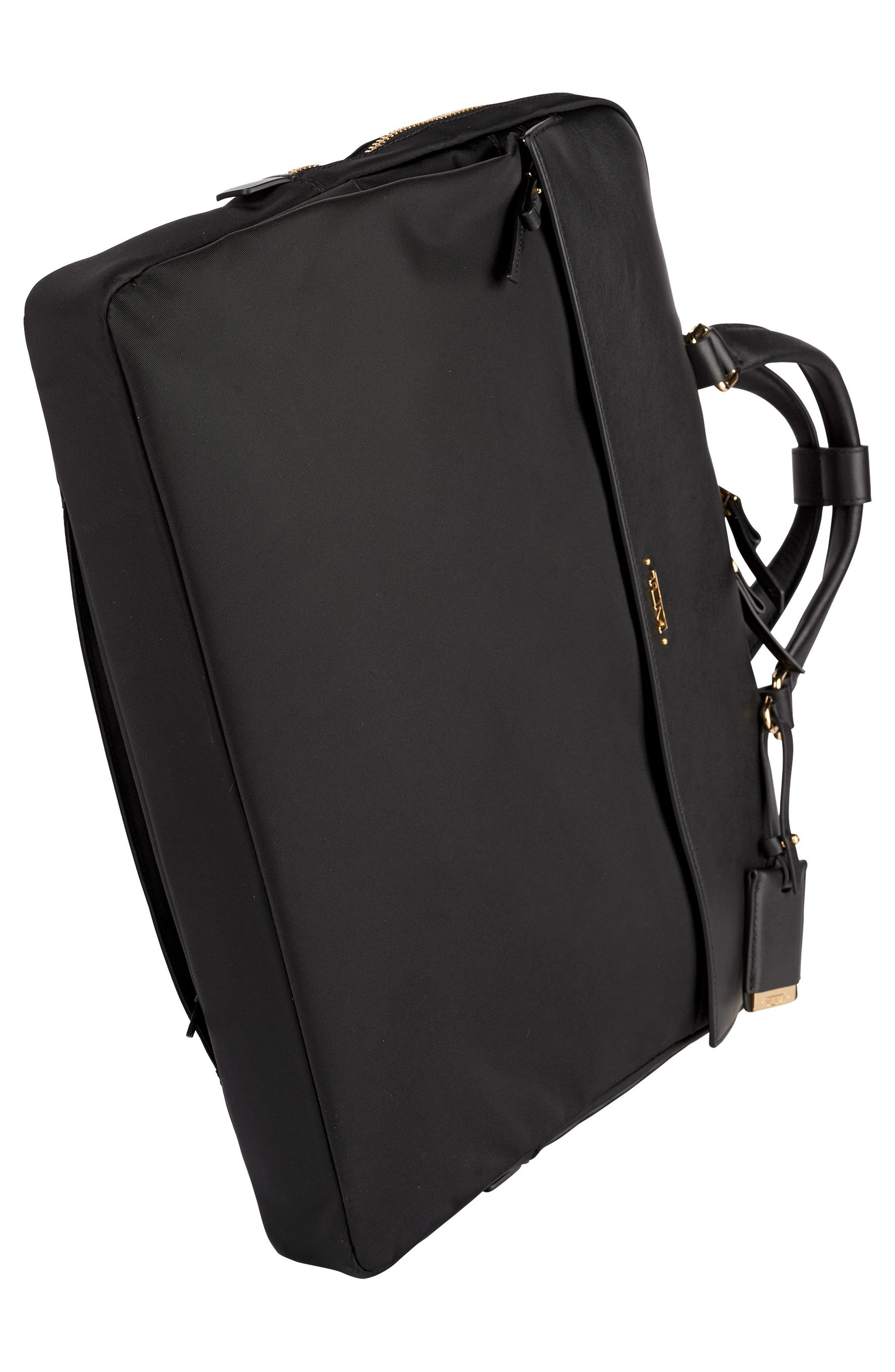 Alternate Image 4  - Tumi Westport Slim Nylon & Leather Briefcase