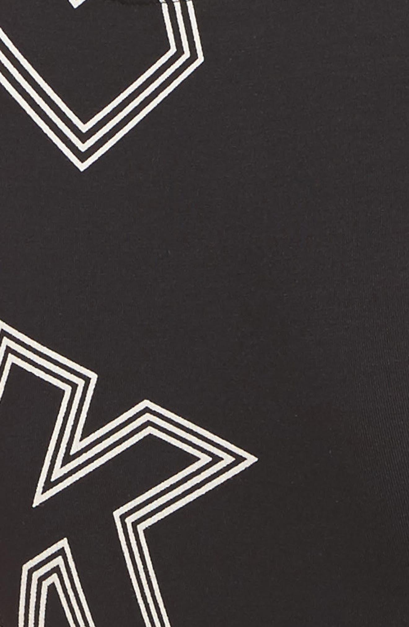 Alternate Image 6  - IVY PARK® Broken Logo Bodysuit