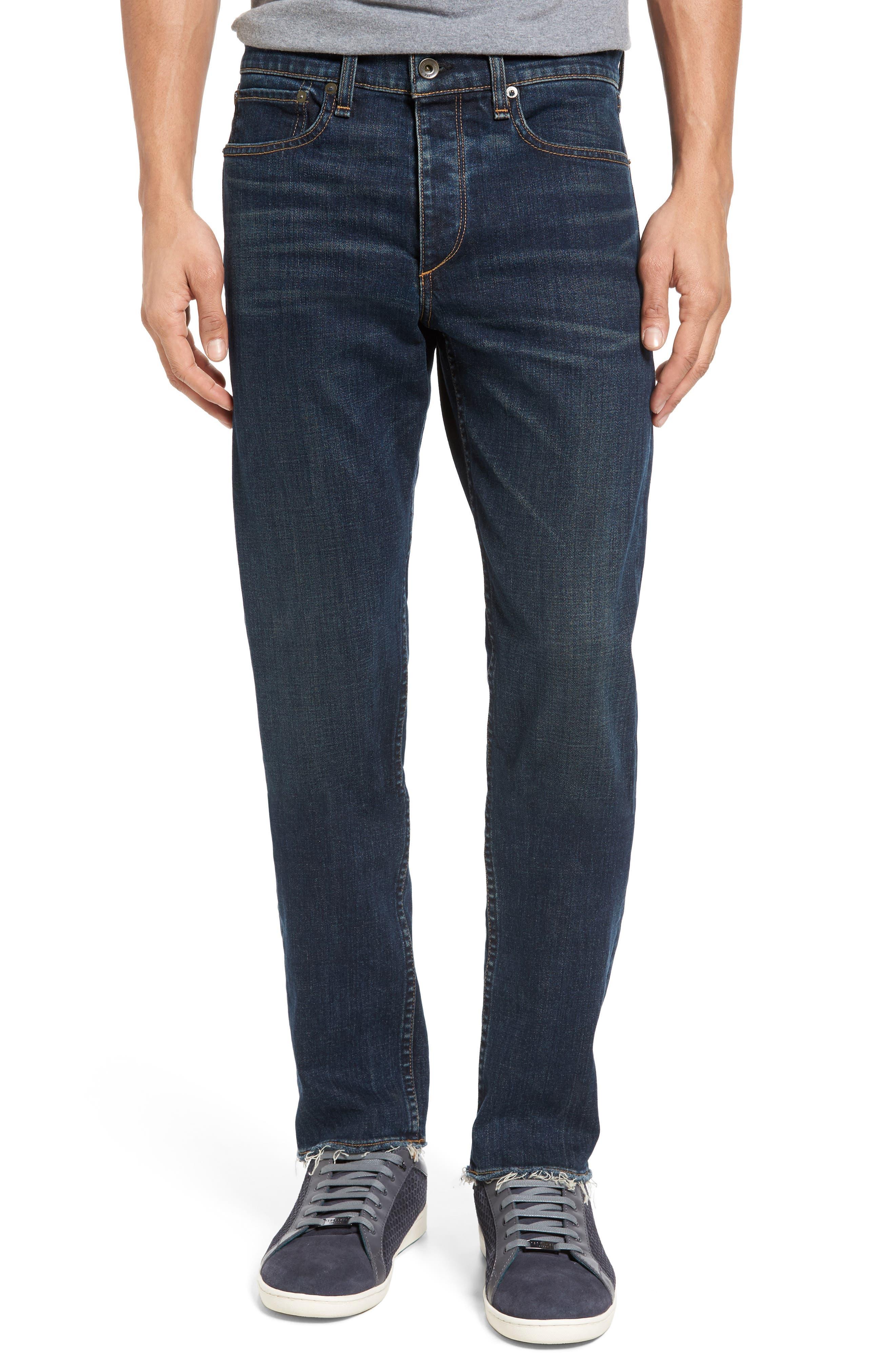 rag & bone Fit 2 Slim Fit Jeans (Plattsburg)