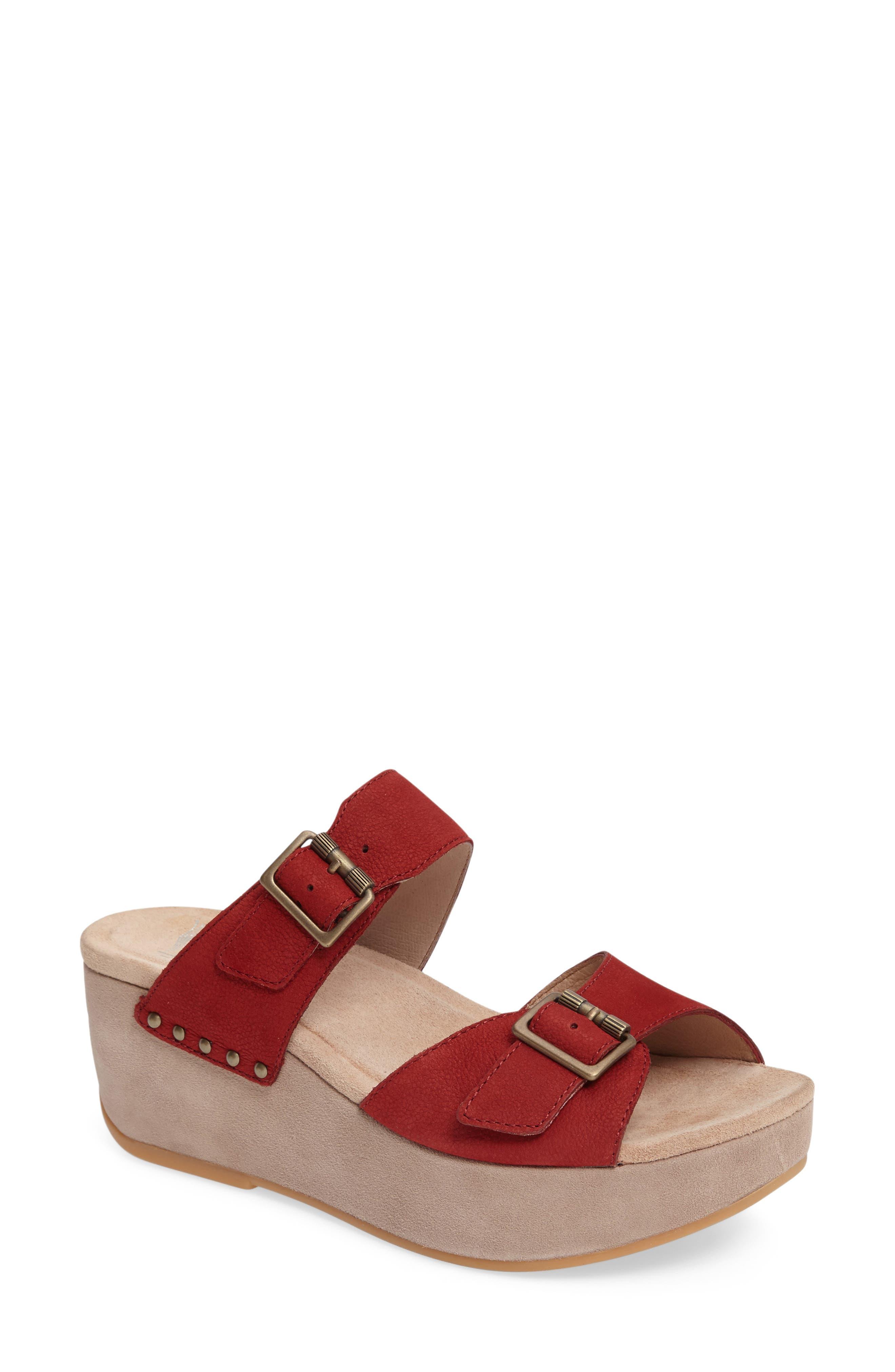 DANSKO Selma Platform Sandal