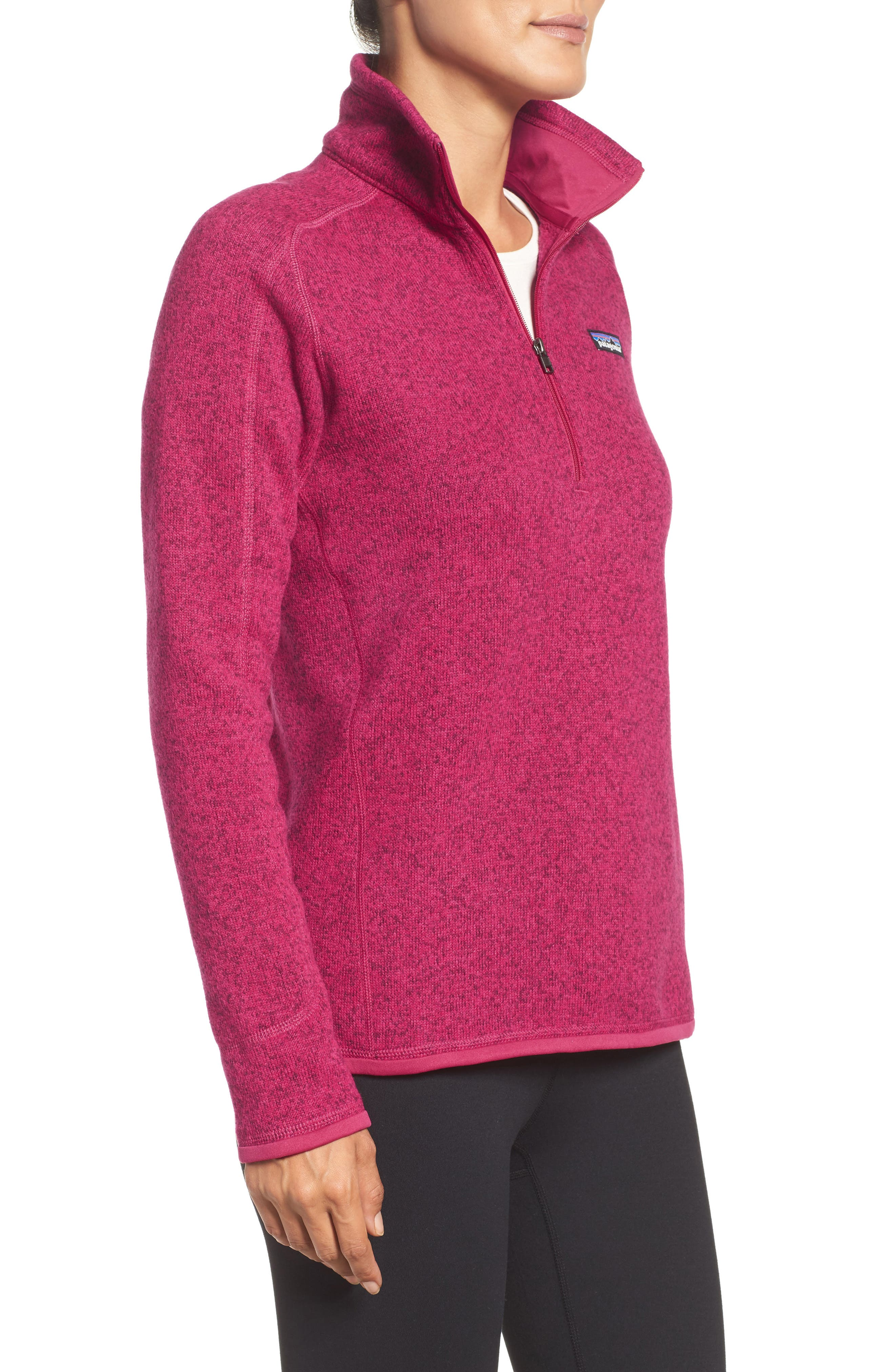 Alternate Image 3  - Patagonia 'Better Sweater' Zip Pullover