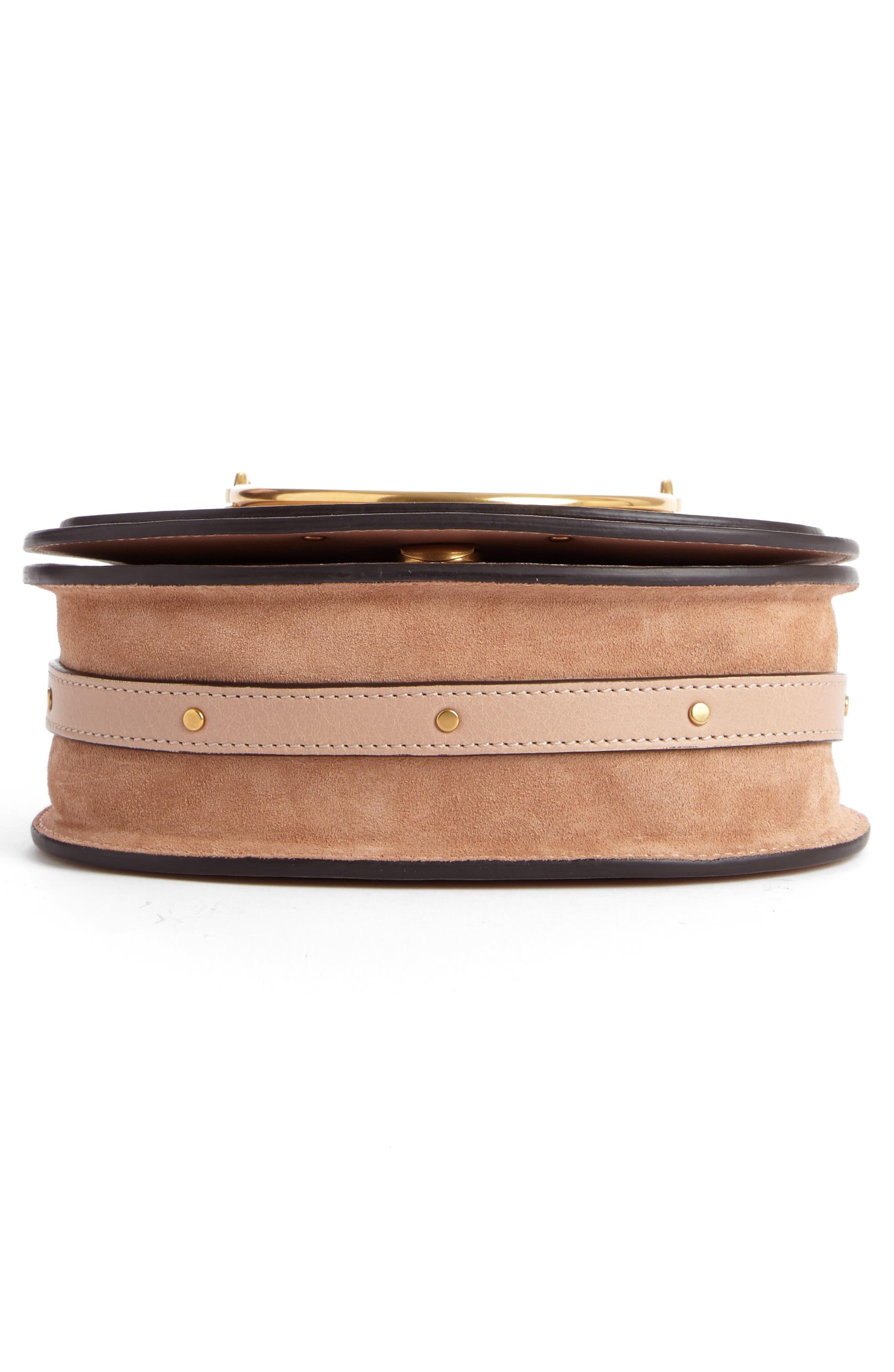 Alternate Image 4  - Chloé Small Nile Bracelet Leather Crossbody Bag