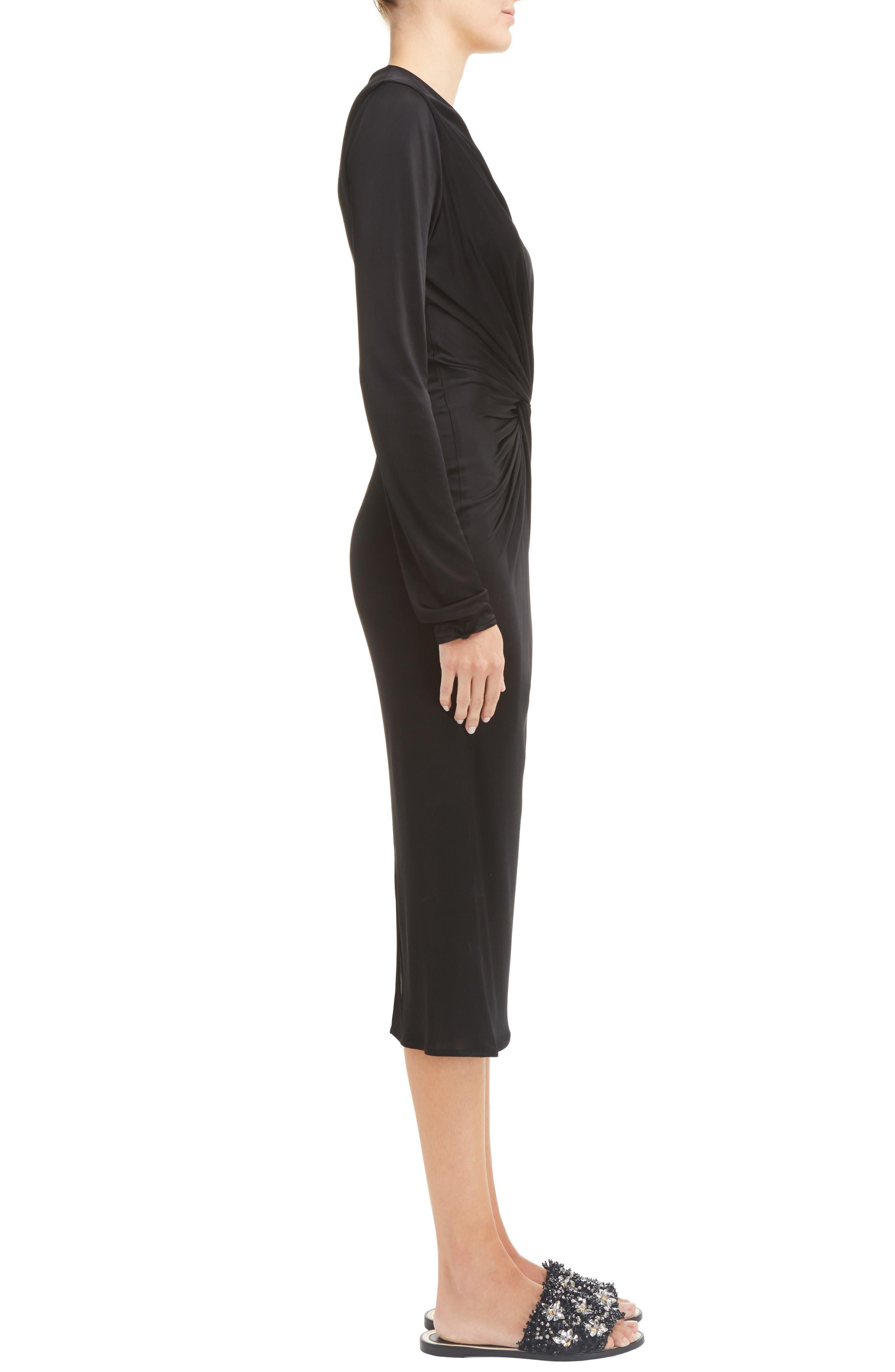 Alternate Image 4  - Lanvin Jersey Twist Front Dress