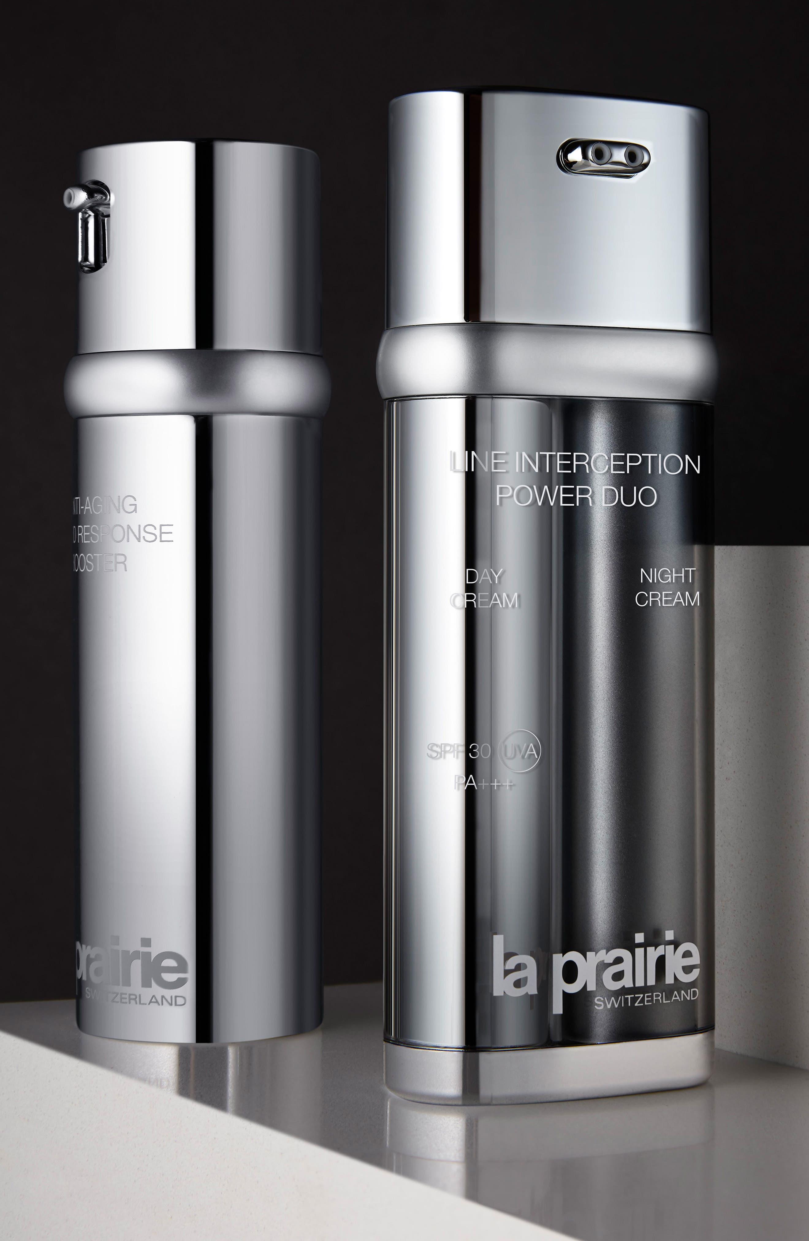 Alternate Image 3  - La Prairie Line Interception Power Duo Cream