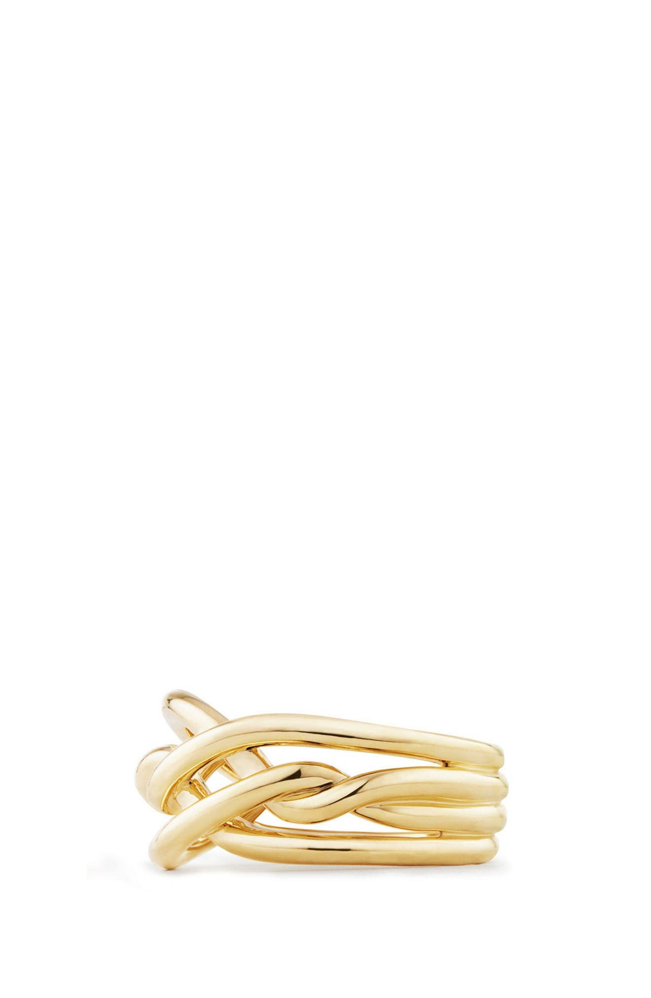 Alternate Image 2  - David Yurman Continuance Ring in 18K Gold