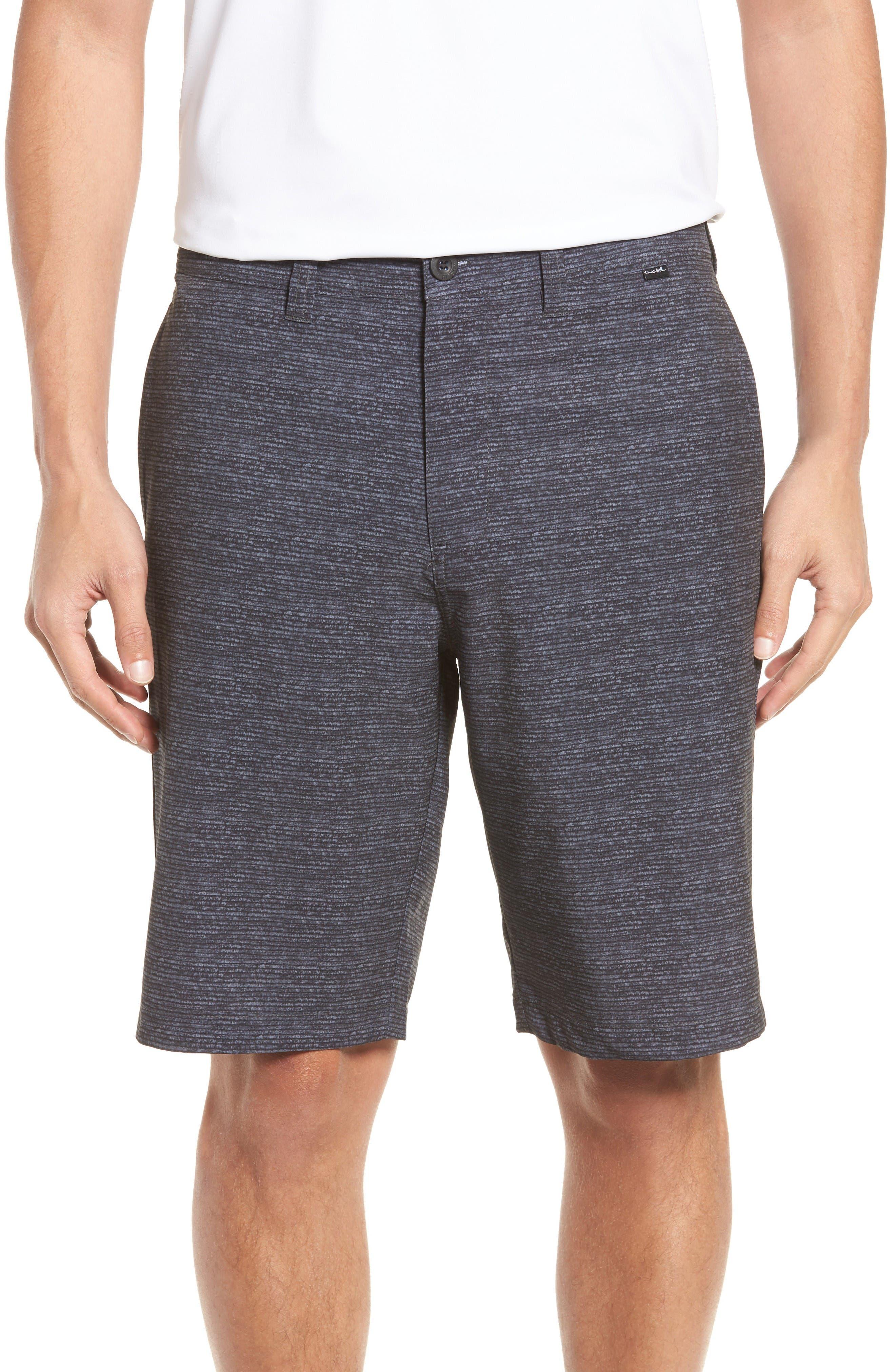 Travis Mathew Pency Stretch Hybrid Shorts