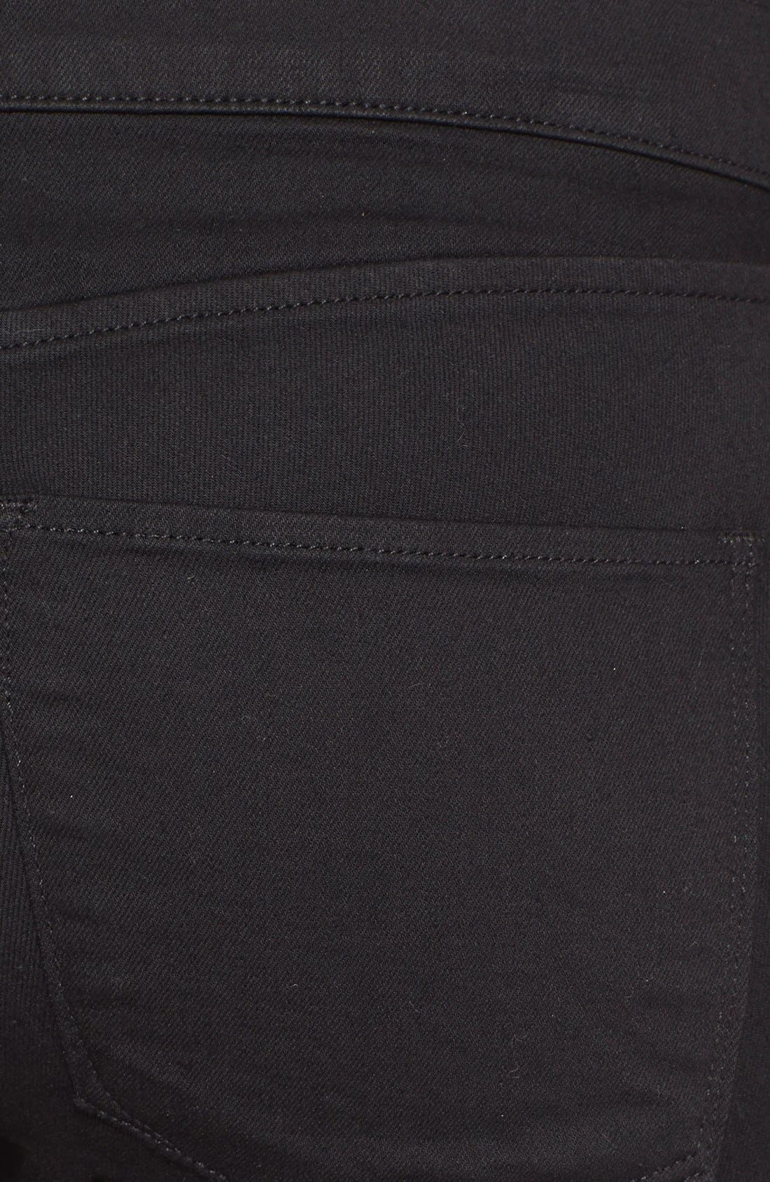 Alternate Image 3  - AYR 'The Skinny' Skinny Jeans (Jet Black)