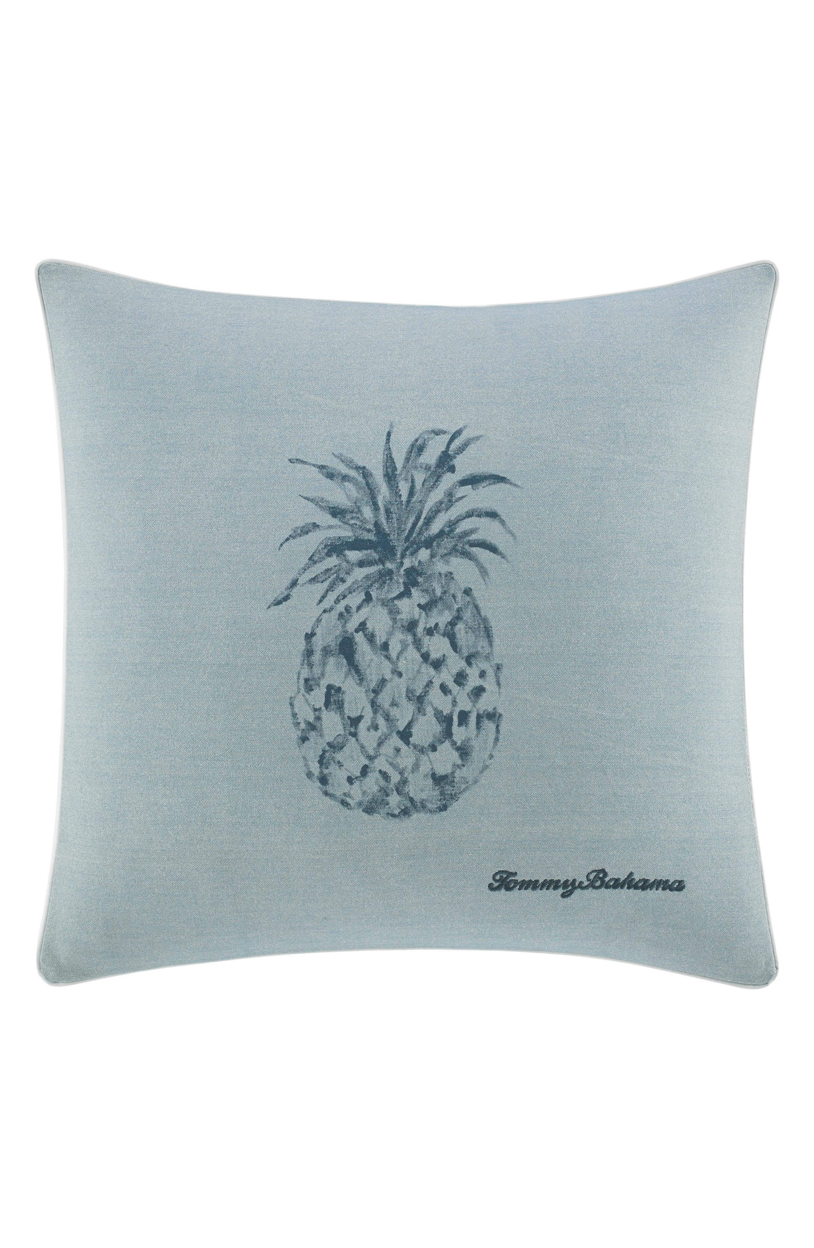 Alternate Image 1 Selected - Tommy Bahama Raw Coast Pineapple Pillow