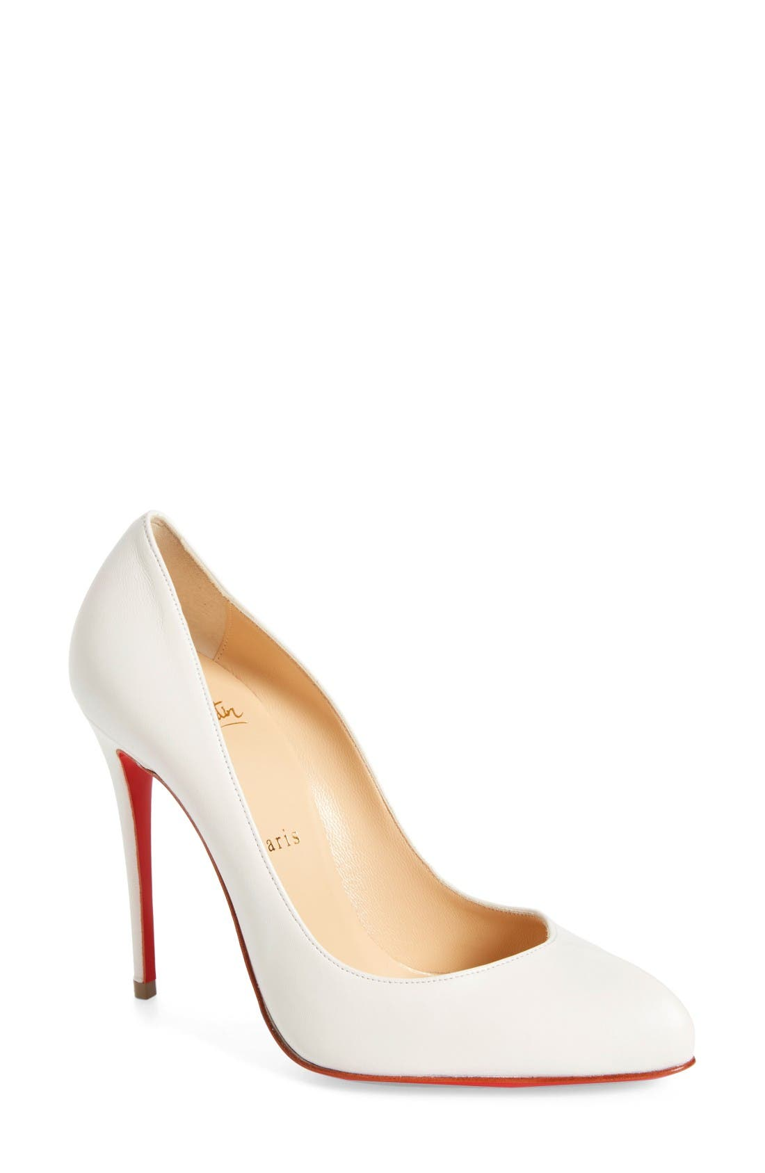 Alternate Image 1 Selected - Christian Louboutin Breche Pump