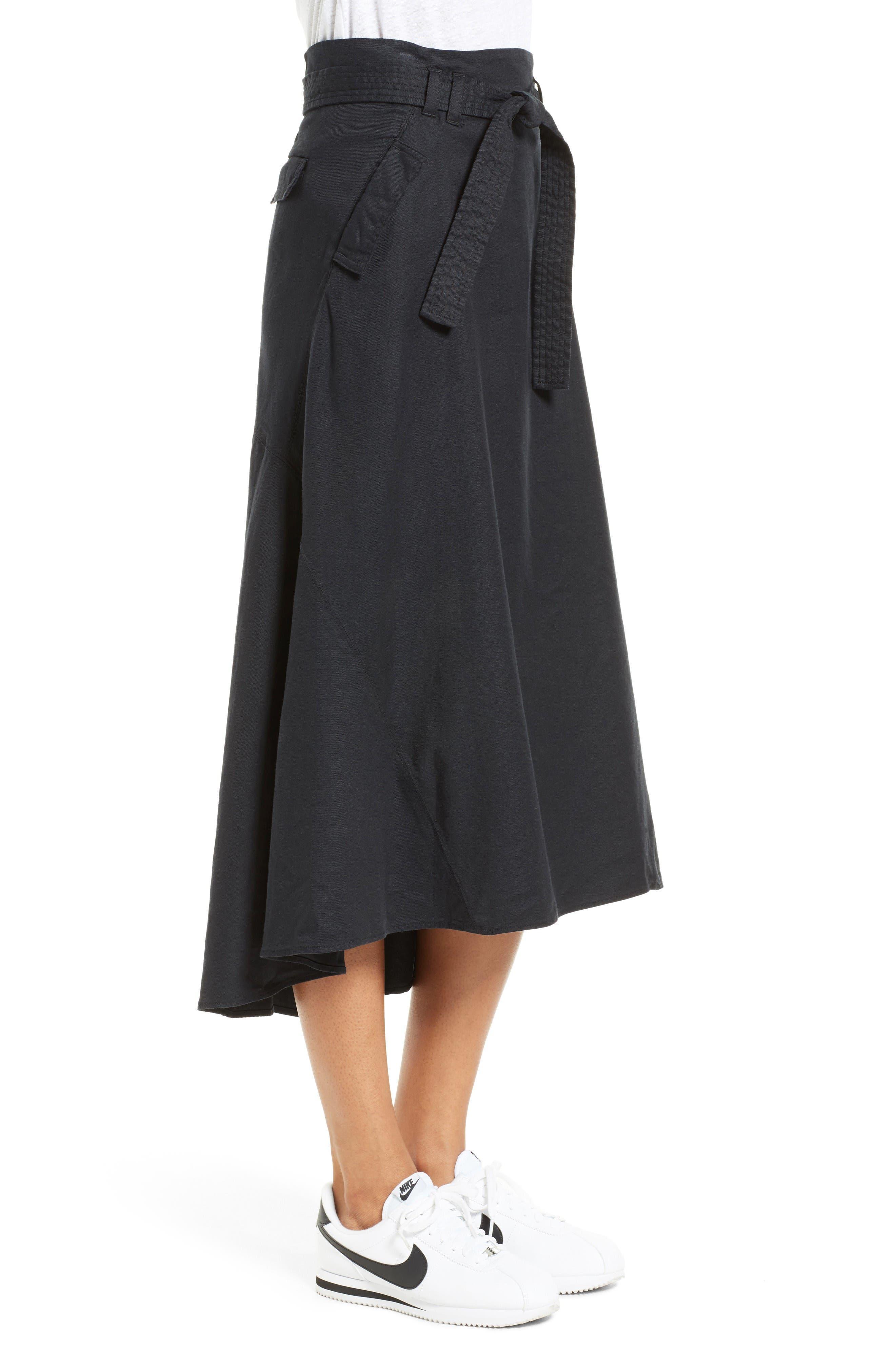Alternate Image 3  - A.L.C. Midi Skirt