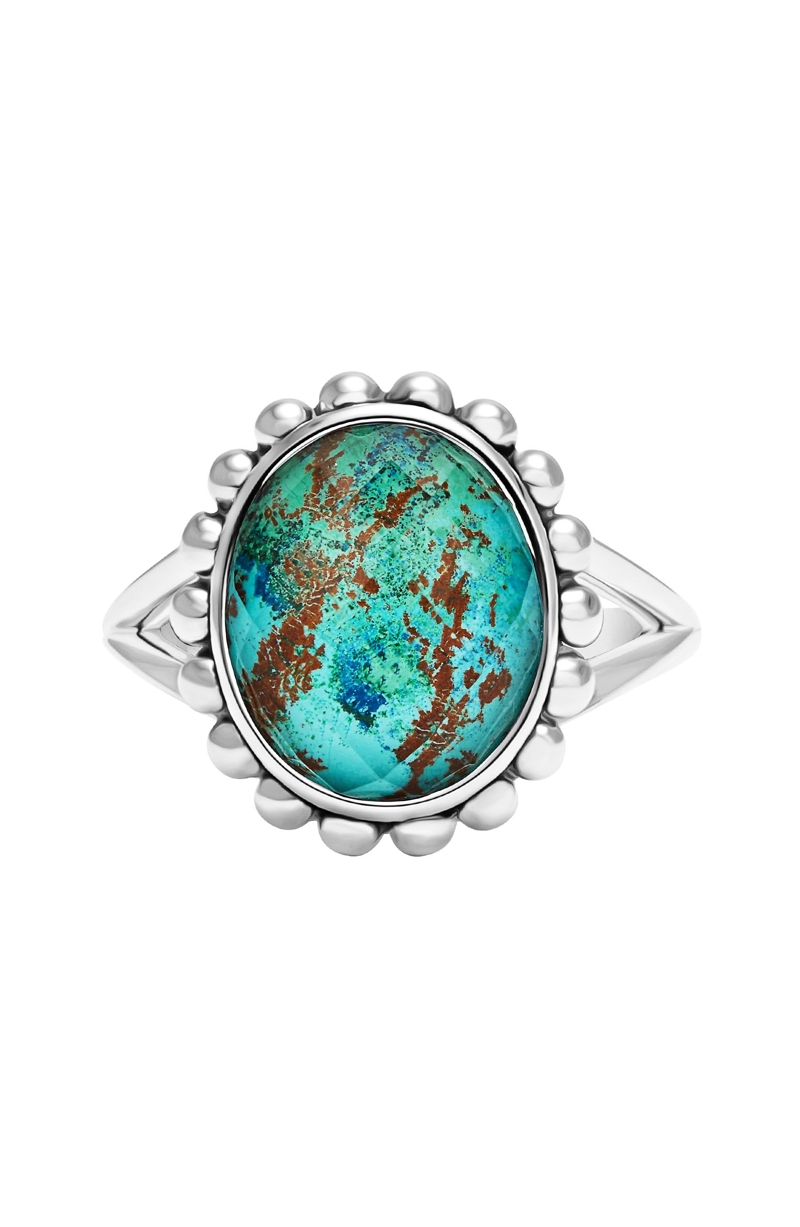 Alternate Image 2  - LAGOS 'Maya' Small Doublet Ring