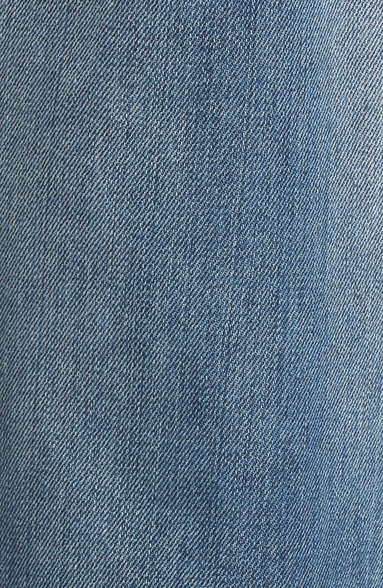 Alternate Image 5  - Levi's® 511™ Slim Fit Jeans (The Cavern)