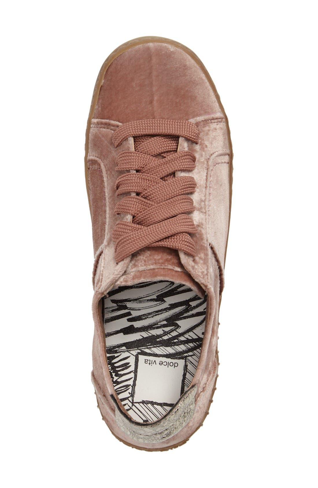 Alternate Image 3  - Dolce Vita 'Zalen' Sneaker (Women)
