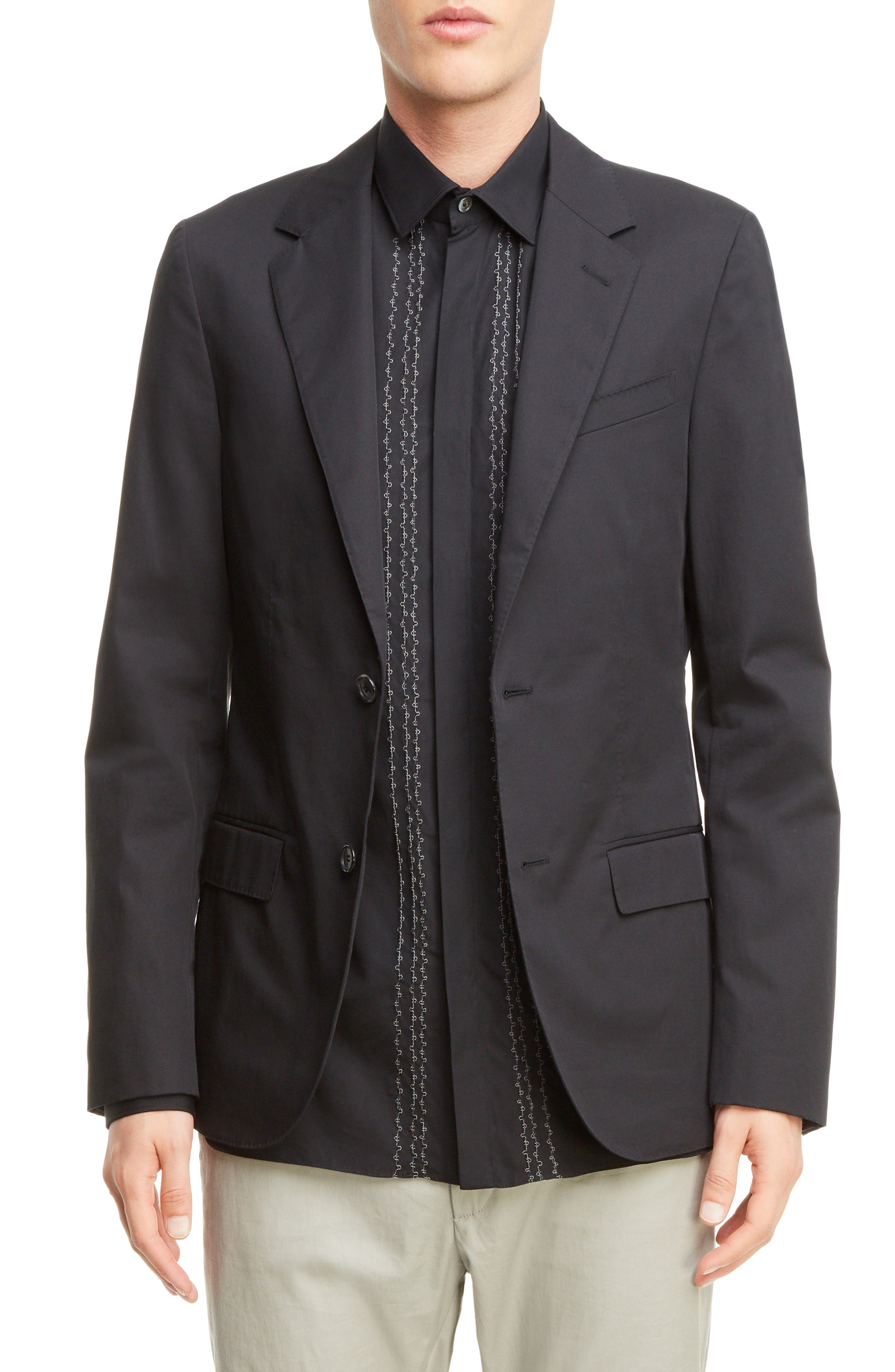 Lanvin Relaxed Sport Coat