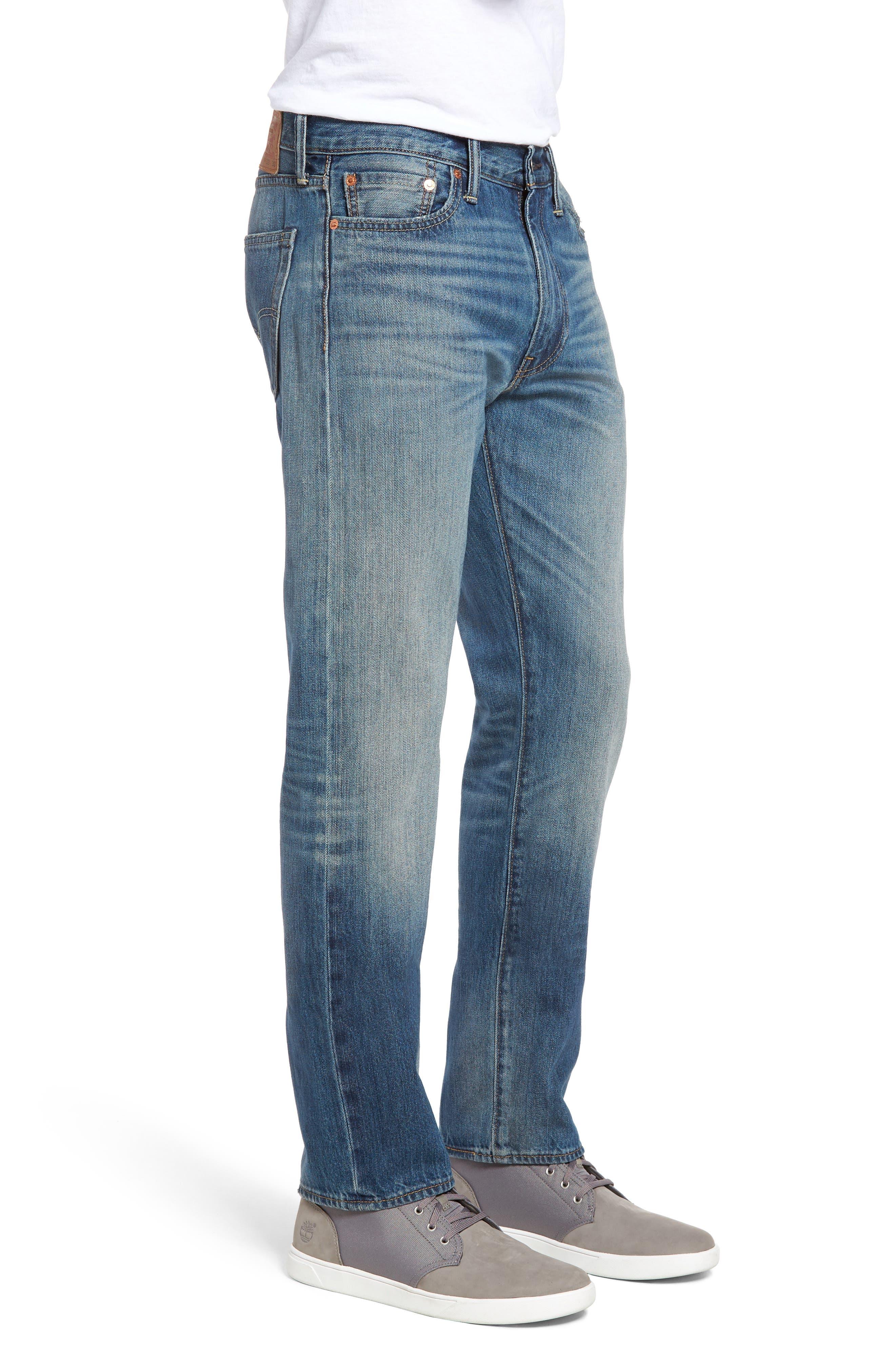 Alternate Image 3  - Levi's® 511™ Slim Fit Jeans (The Cavern)