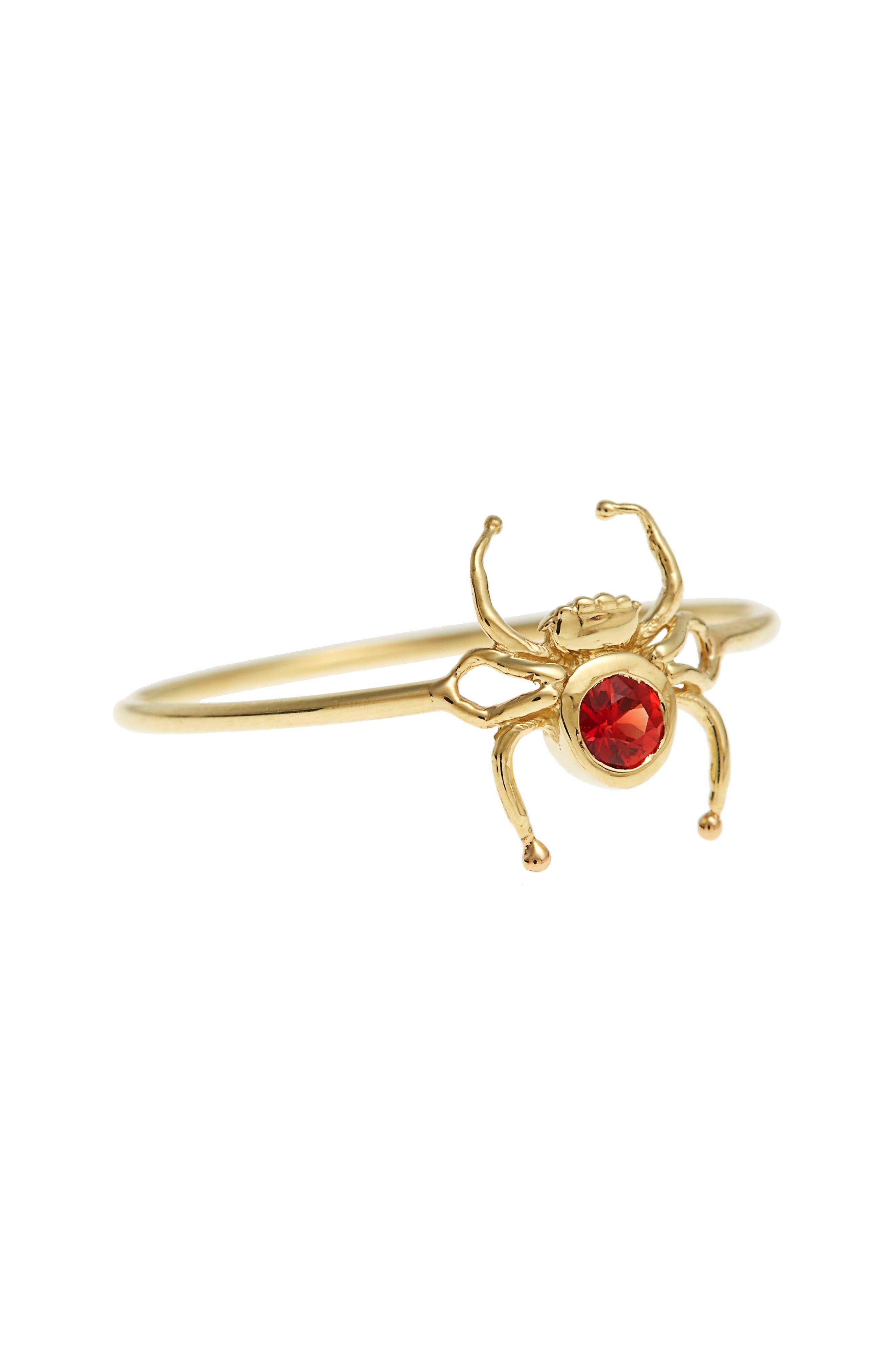 Daniela Villegas Mini Spider Ring (Nordstrom Exclusive)