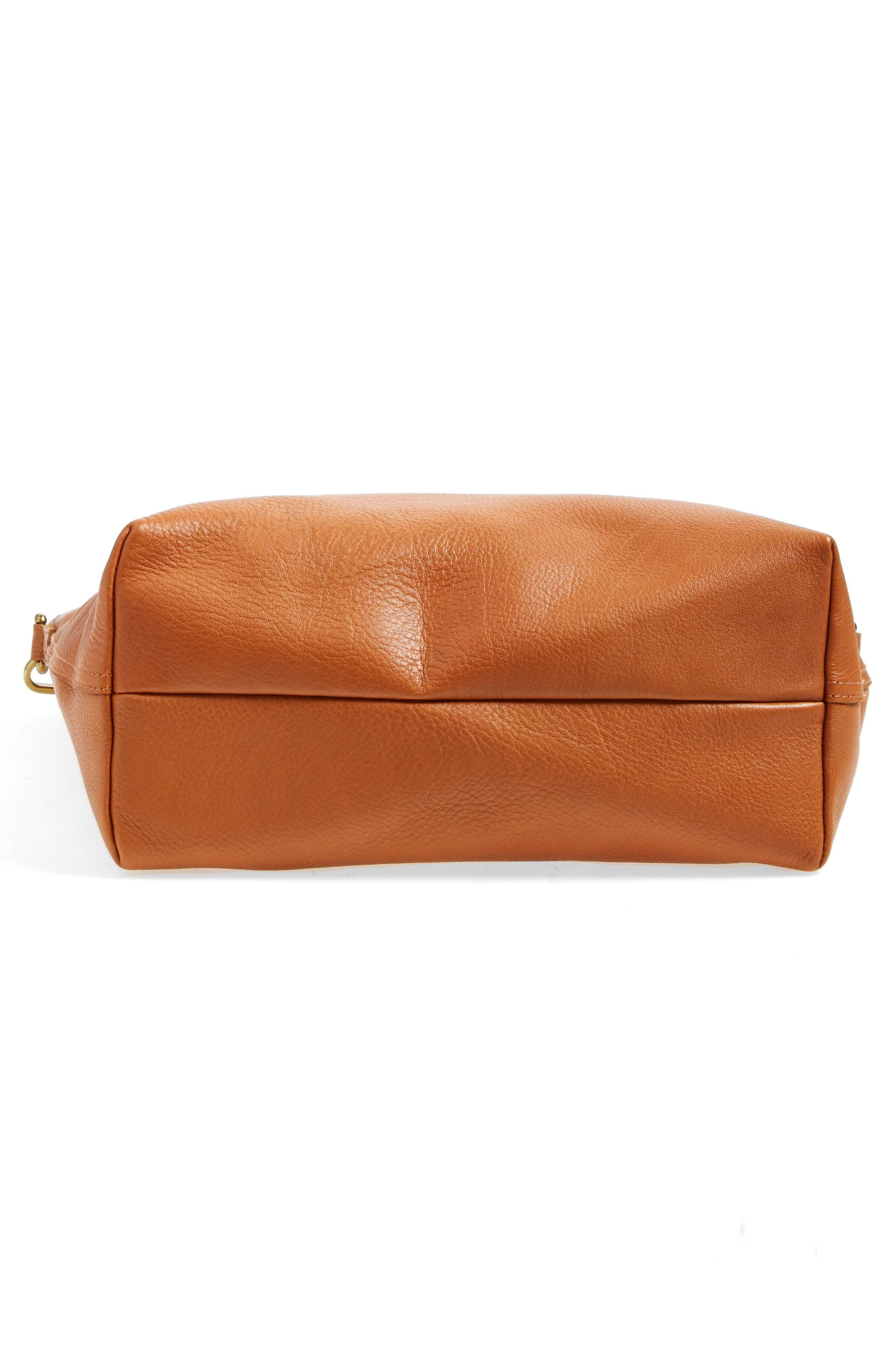 Alternate Image 6  - Madewell Leather Transport Satchel