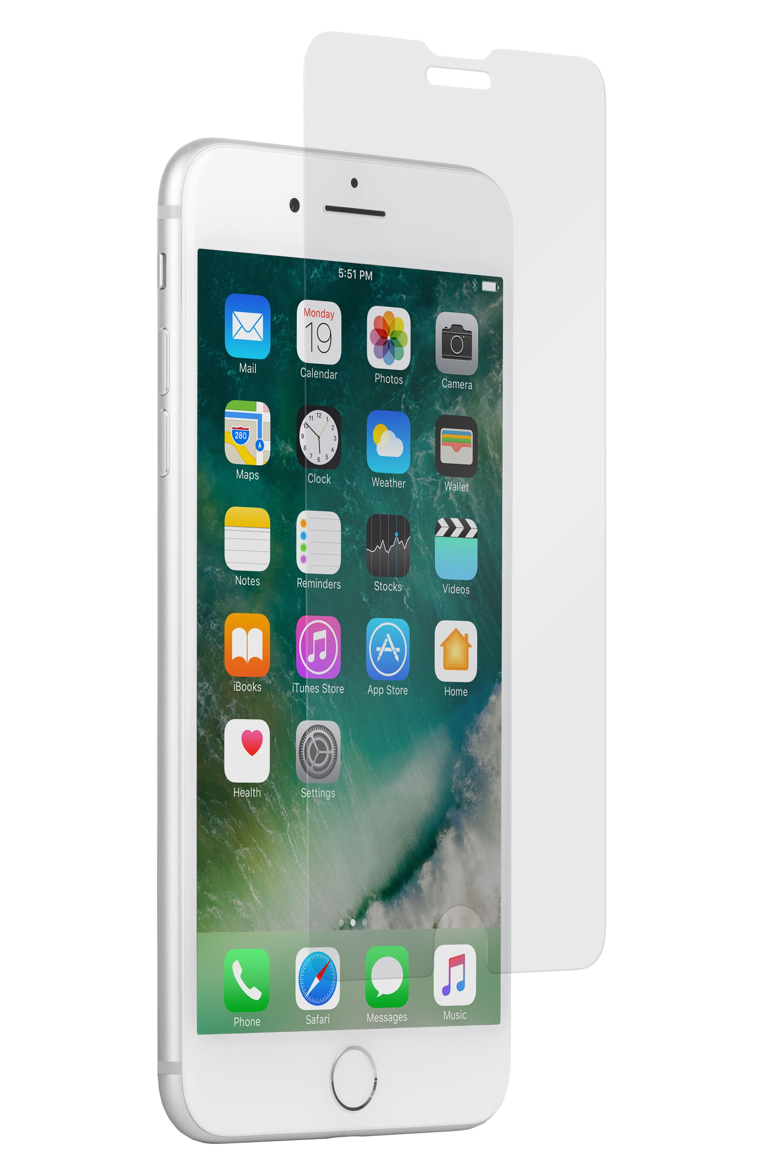 Moshi Airfoil iPhone 7 Plus Glass Screen Protector