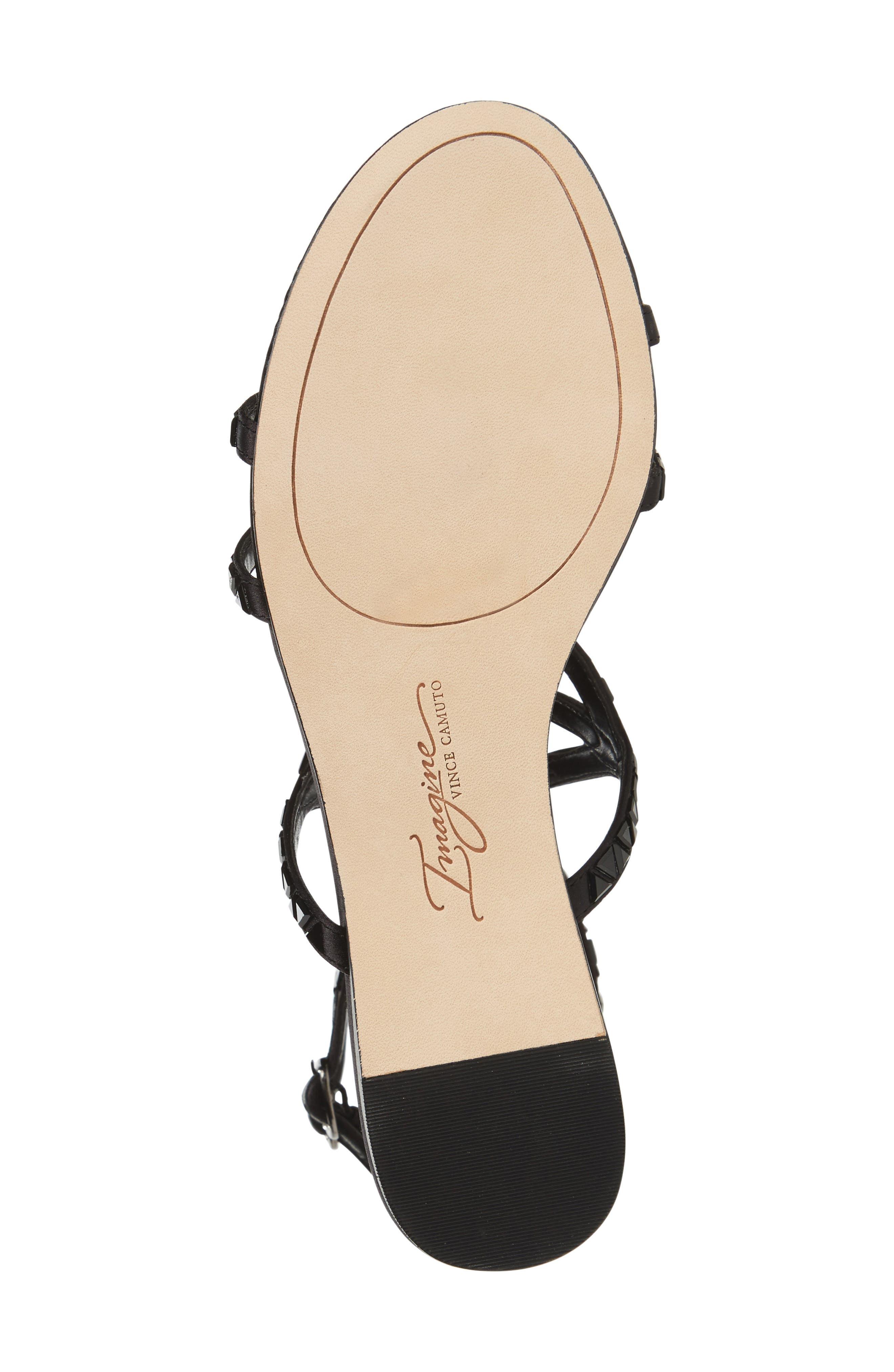 Alternate Image 4  - Imagine Vince Camuto Rettle Embellished Sandal (Women)