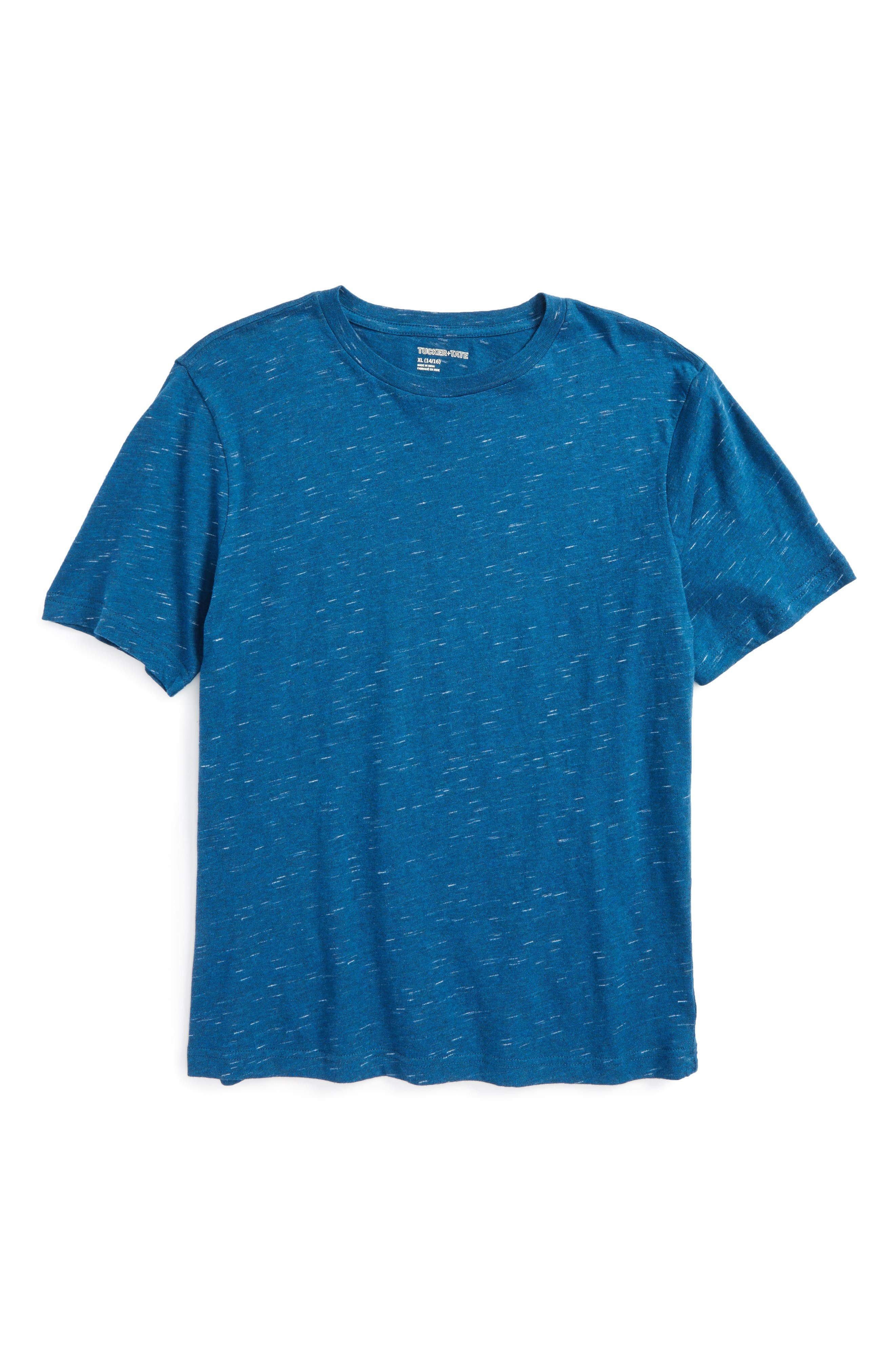 TUCKER + TATE Slub Knit T-Shirt