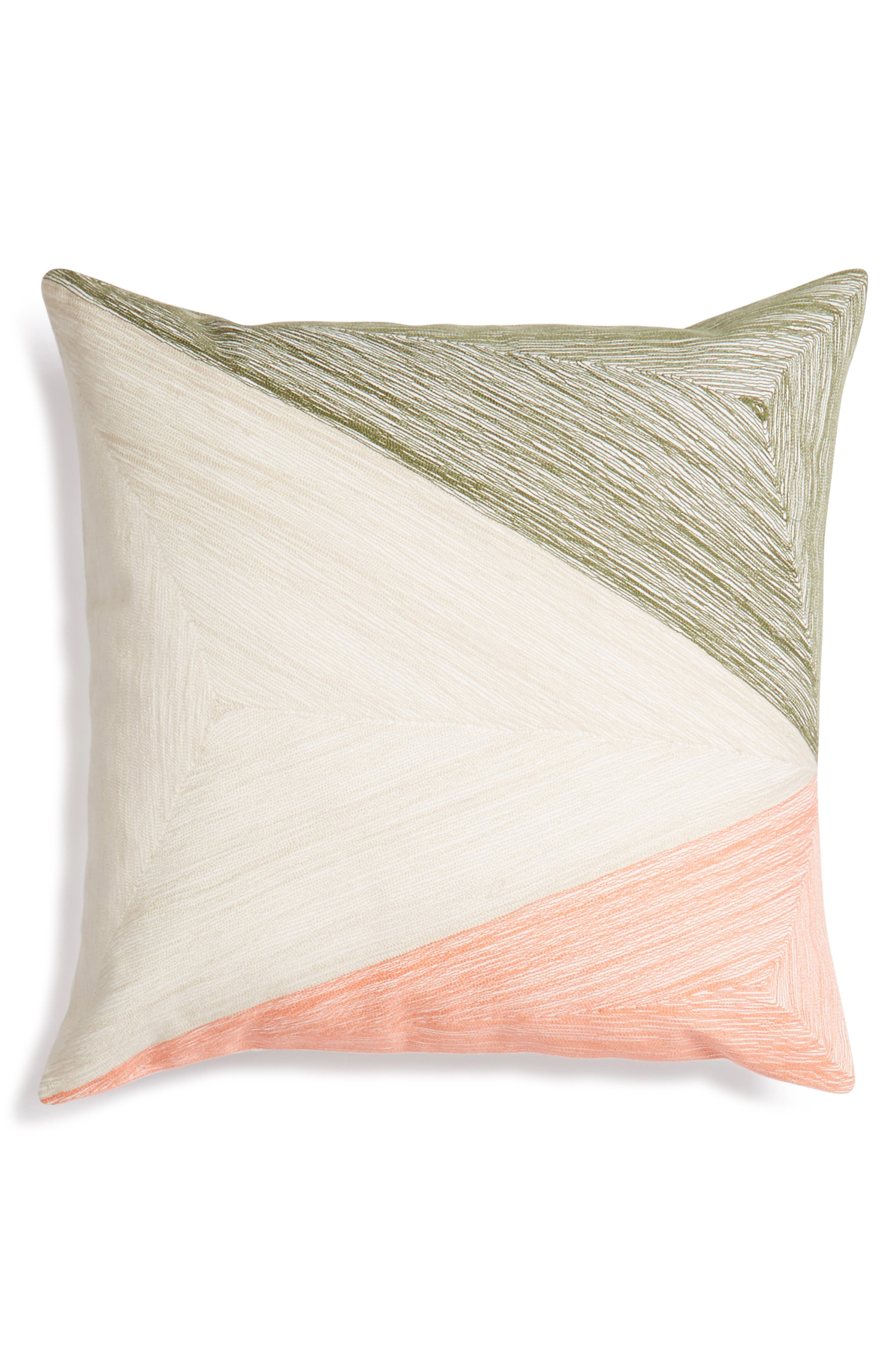 Nordstrom at Home Stitch In Time Accent Pillow